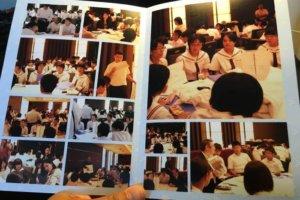 2016年11月16日「アオスキ主催」蓬田中学校(修学旅行)に夢を与える時間