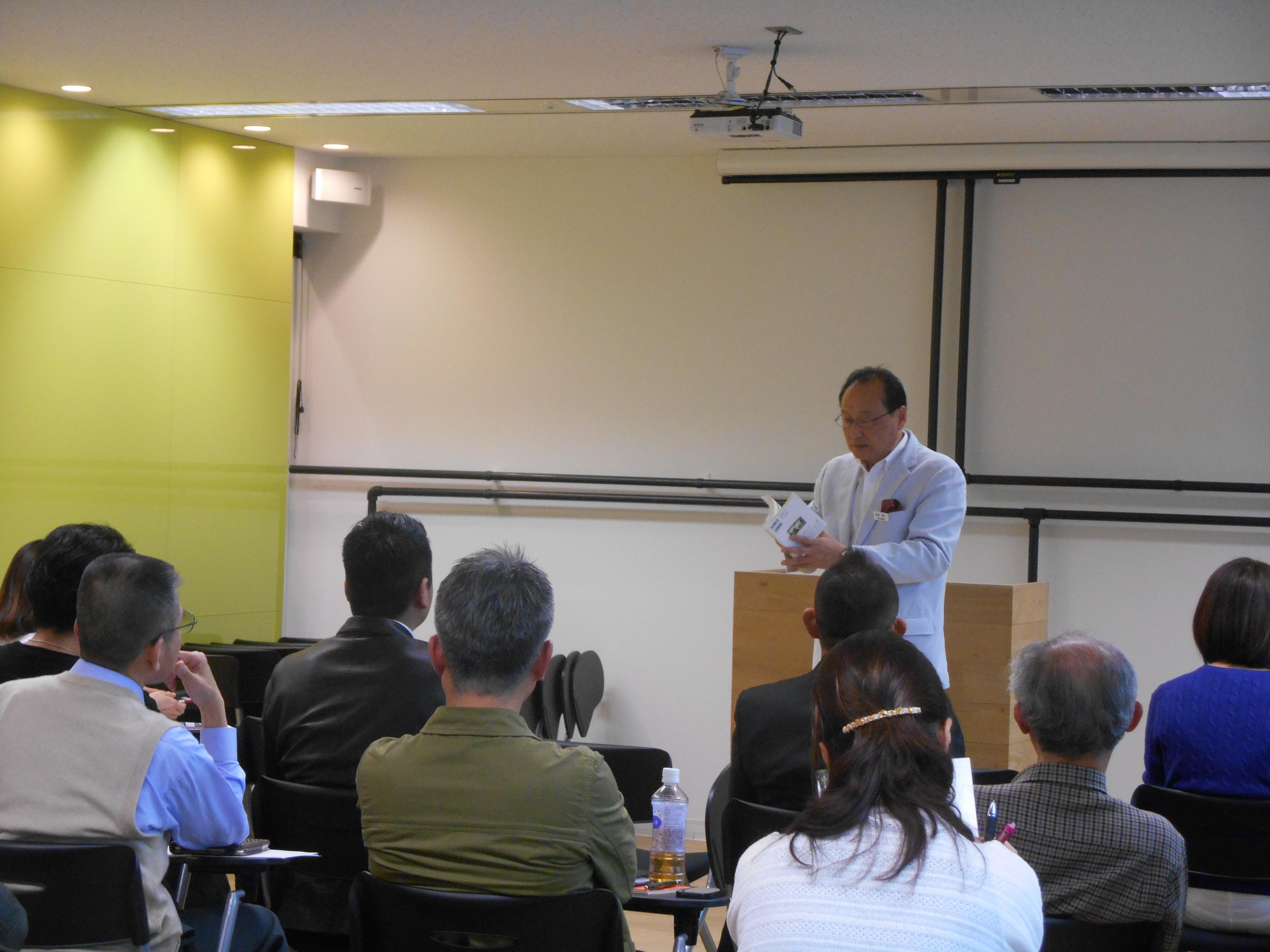 DSCN3712 1 - 4月1日東京思風塾の開催になります。