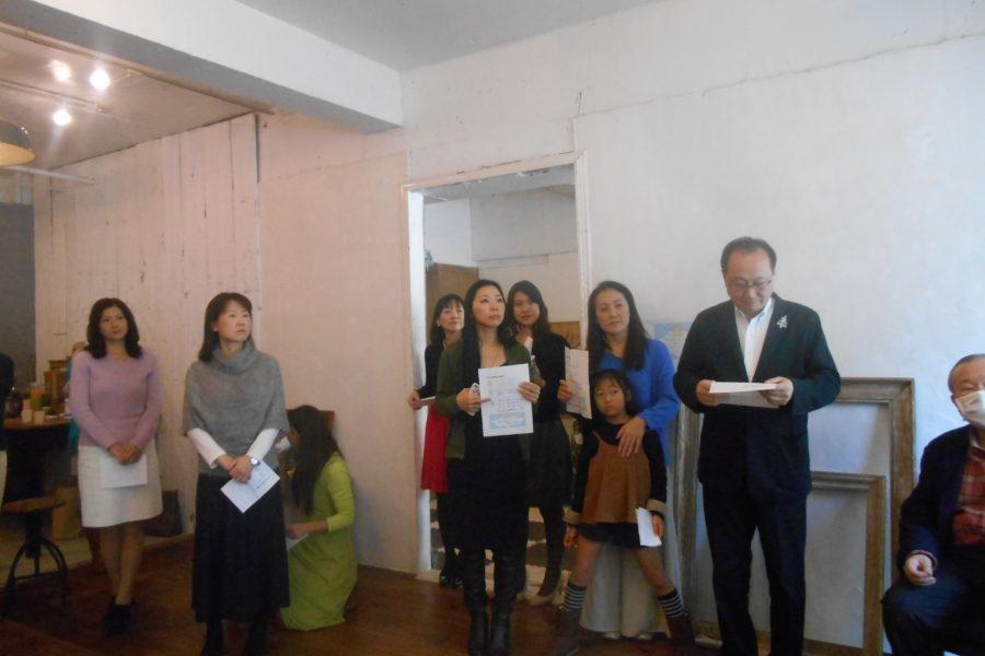 DSCN2330 900x600 - 愛の子育て塾11期、特別企画にて開催