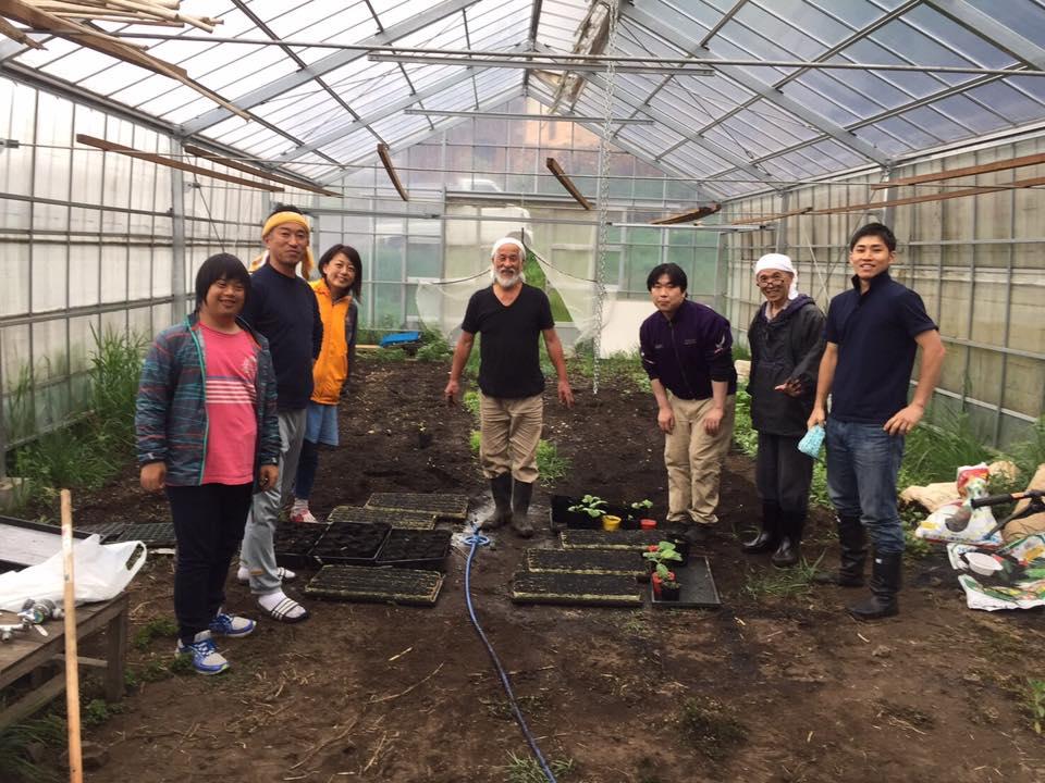 18447142 1358373957531980 404831108797161983 n 1 1 - DASHA村の様なプロジェクトに続き6月山形、北海道千歳にて農作業