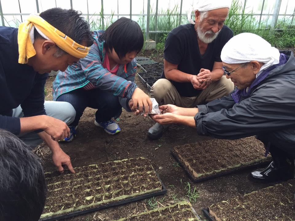18447200 1358374067531969 8902558234121107244 n 1 - DASHA村の様なプロジェクトに続き6月山形、北海道千歳にて農作業