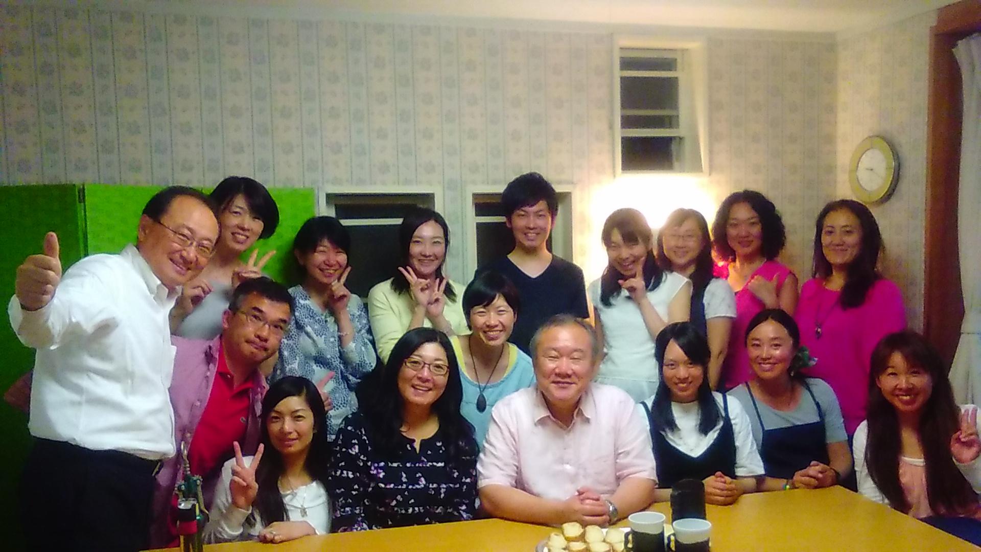 2017年6月20日(火)愛の子育て塾第10期第2講座