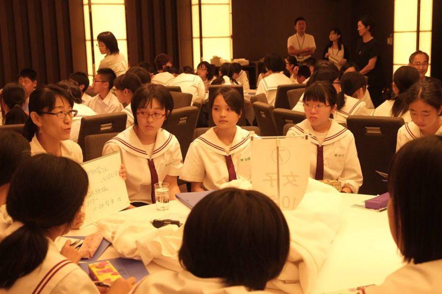14445923 330082157343772 8150193324532553244 n 900x600 - AOsuki フューチャーズゼミ事前飲み会議 2018年4月18日の青森市の中学校がAFS決定しました。