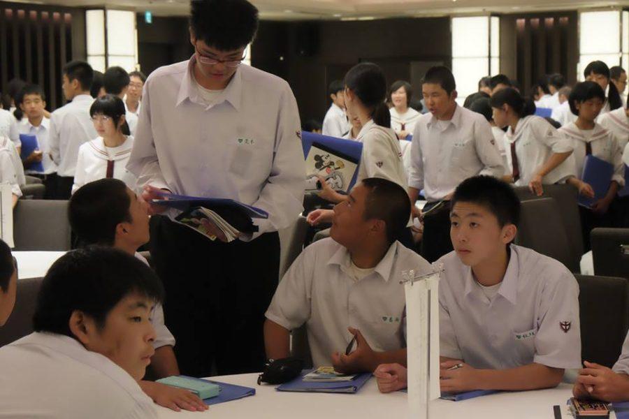 14457447 330080927343895 4123701209983812514 n 900x600 - AOsuki フューチャーズゼミ事前飲み会議 2018年4月18日の青森市の中学校がAFS決定しました。