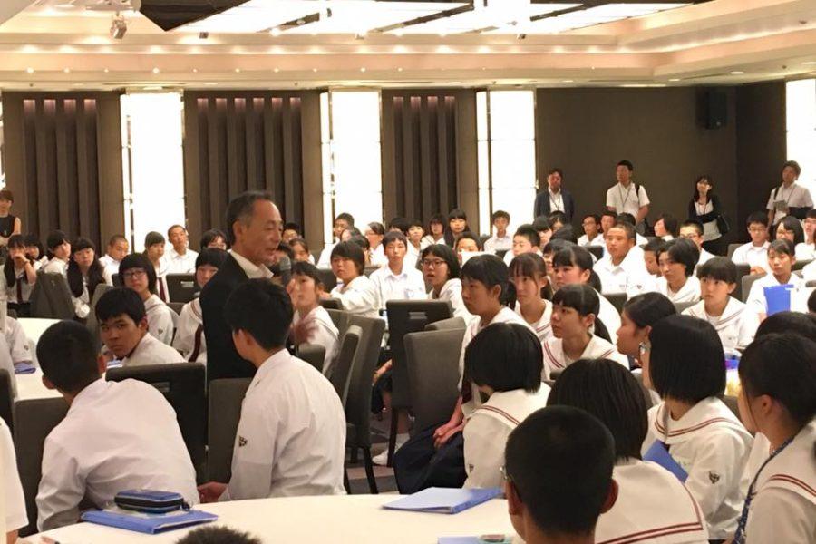 14485033 1095252820557957 5083662943158403997 n 900x600 - AOsuki フューチャーズゼミ事前飲み会議 2018年4月18日の青森市の中学校がAFS決定しました。