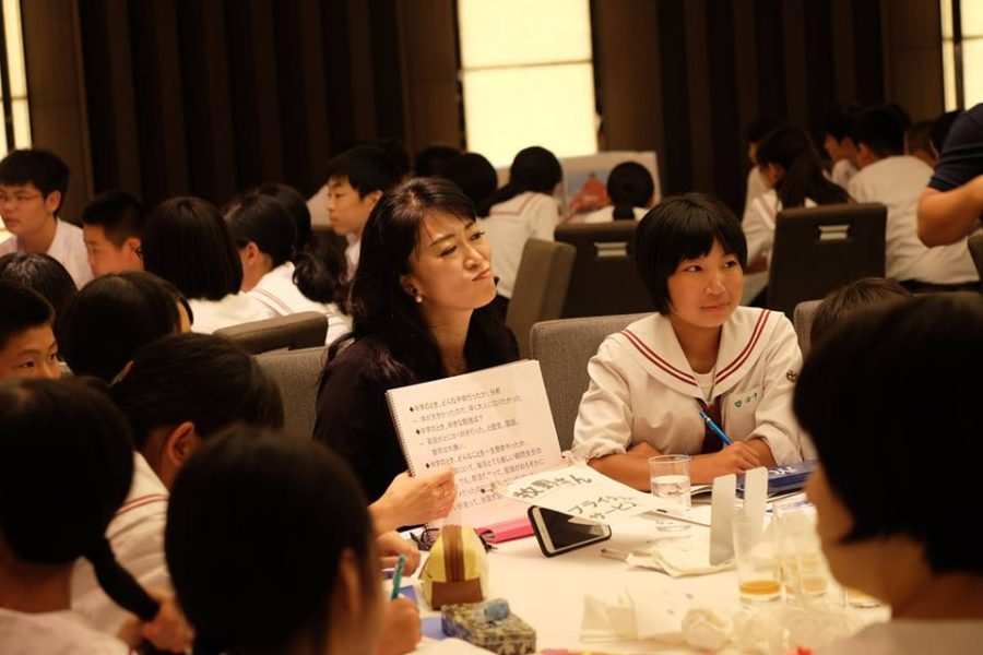 14492374 330084777343510 1268168013679686661 n 900x600 - AOsuki フューチャーズゼミ事前飲み会議 2018年4月18日の青森市の中学校がAFS決定しました。