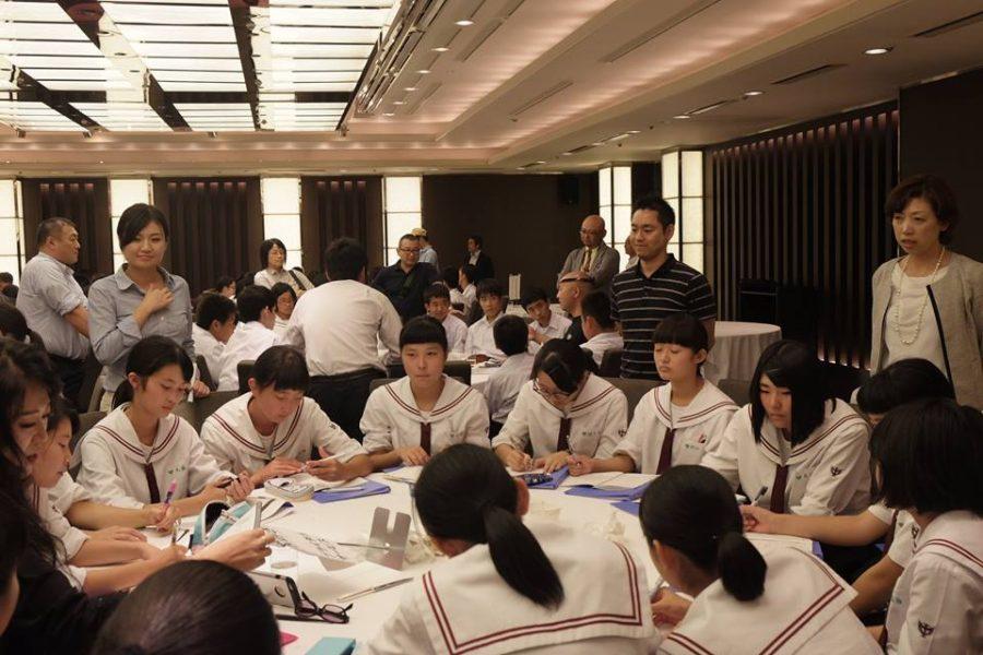 14492561 330083067343681 8741495972636334786 n 900x600 - AOsuki フューチャーズゼミ事前飲み会議 2018年4月18日の青森市の中学校がAFS決定しました。