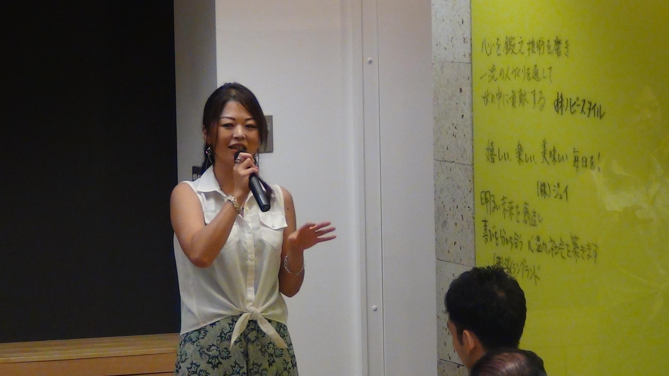 DSC00428 - 2017年8月5日東京思風塾「心が燃える理念とは〜自社の理念を問い直す〜」