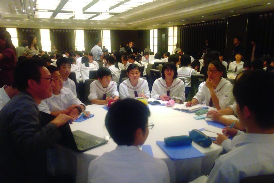 KIMG0154 900x600 - AOsuki フューチャーズゼミ事前飲み会議 2018年4月18日の青森市の中学校がAFS決定しました。