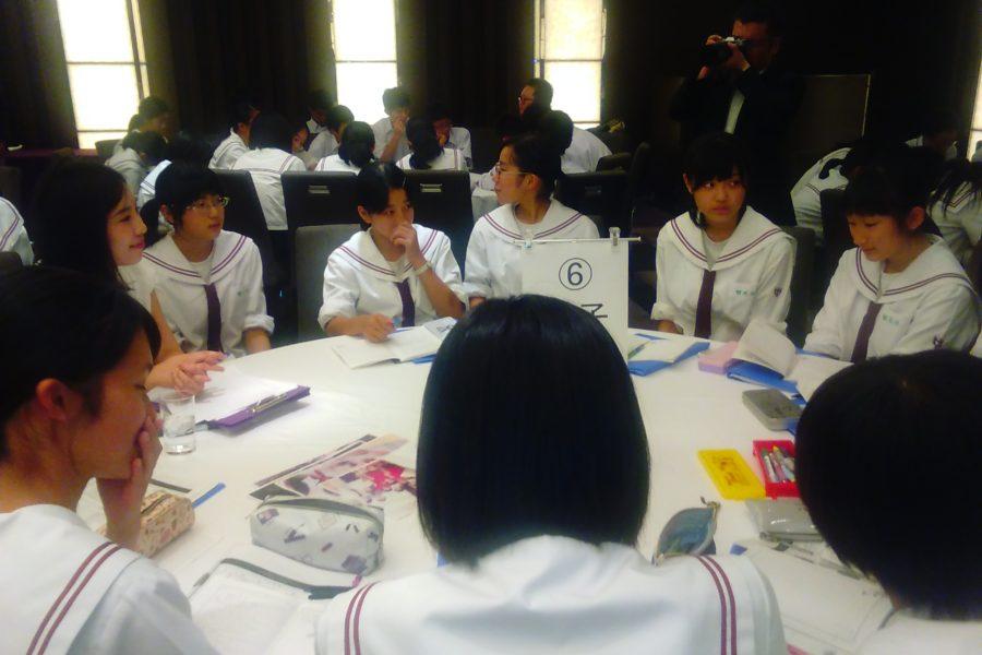 KIMG0169 900x600 - AOsuki フューチャーズゼミ事前飲み会議 2018年4月18日の青森市の中学校がAFS決定しました。