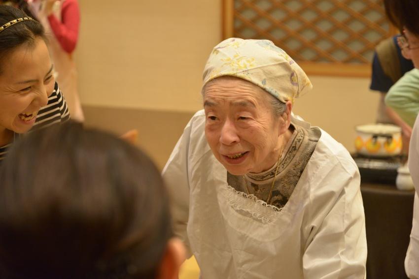 28 large - 佐藤初女先生追悼記念『おむすび講習会』