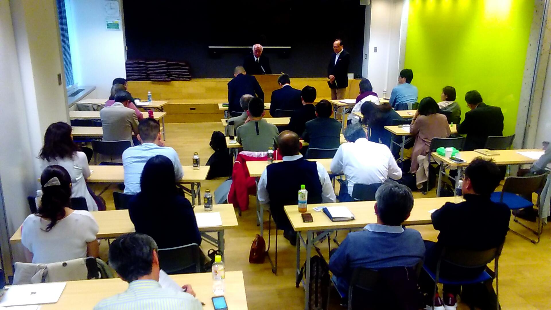 20180407145759 - 2018年4月7日東京思風塾開催しました。