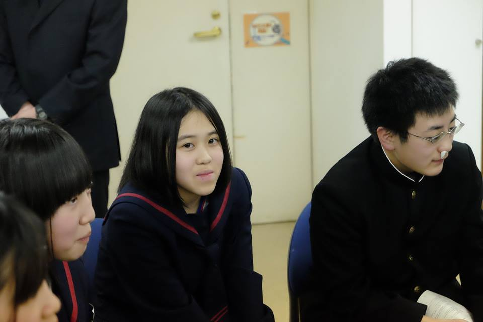 青森市戸山中学校