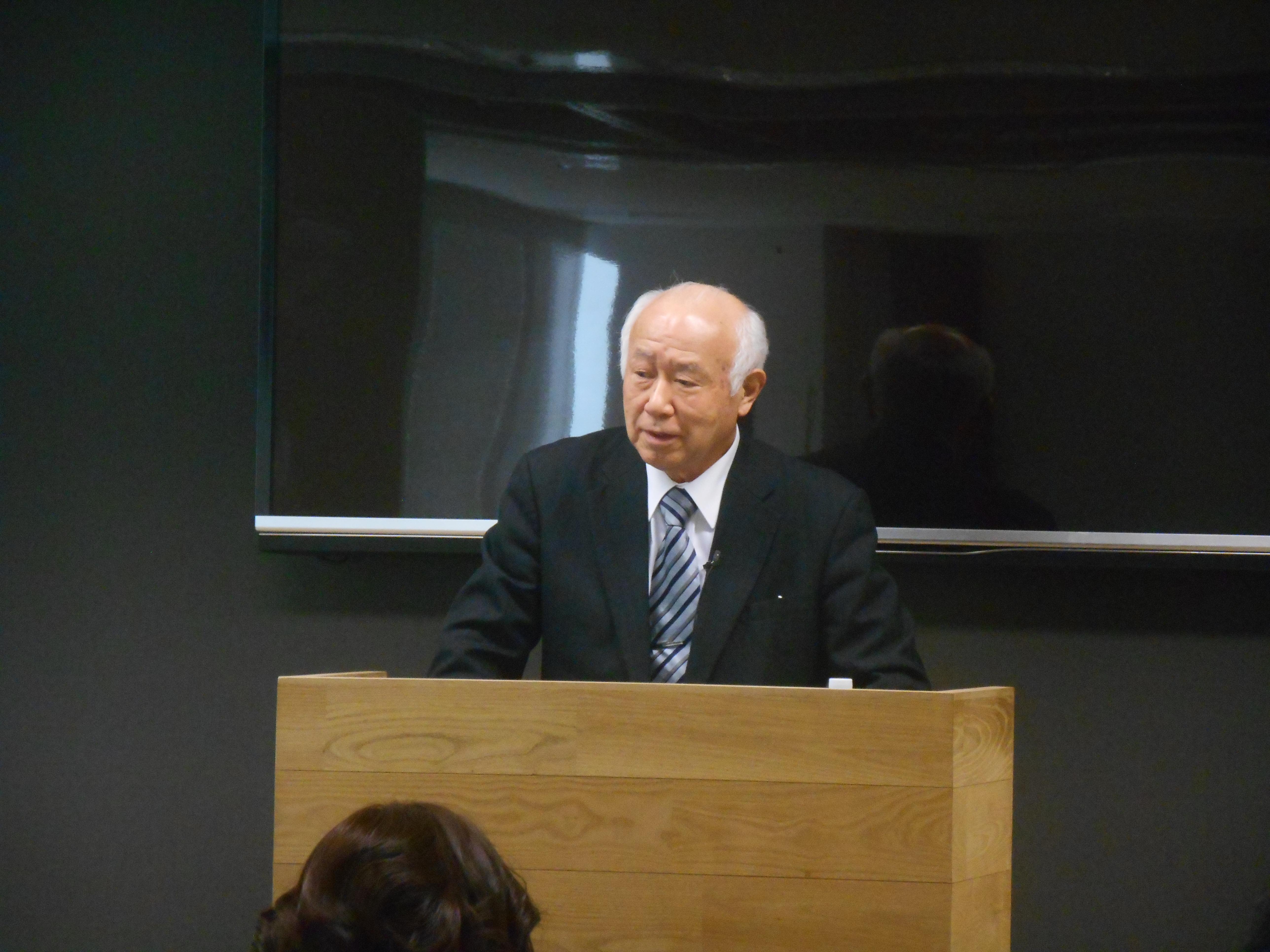 DSCN0424 1 - 平成30年度 東京思風塾 4月7日(土)「時代が問題をつくり、問題が人物をつくる」