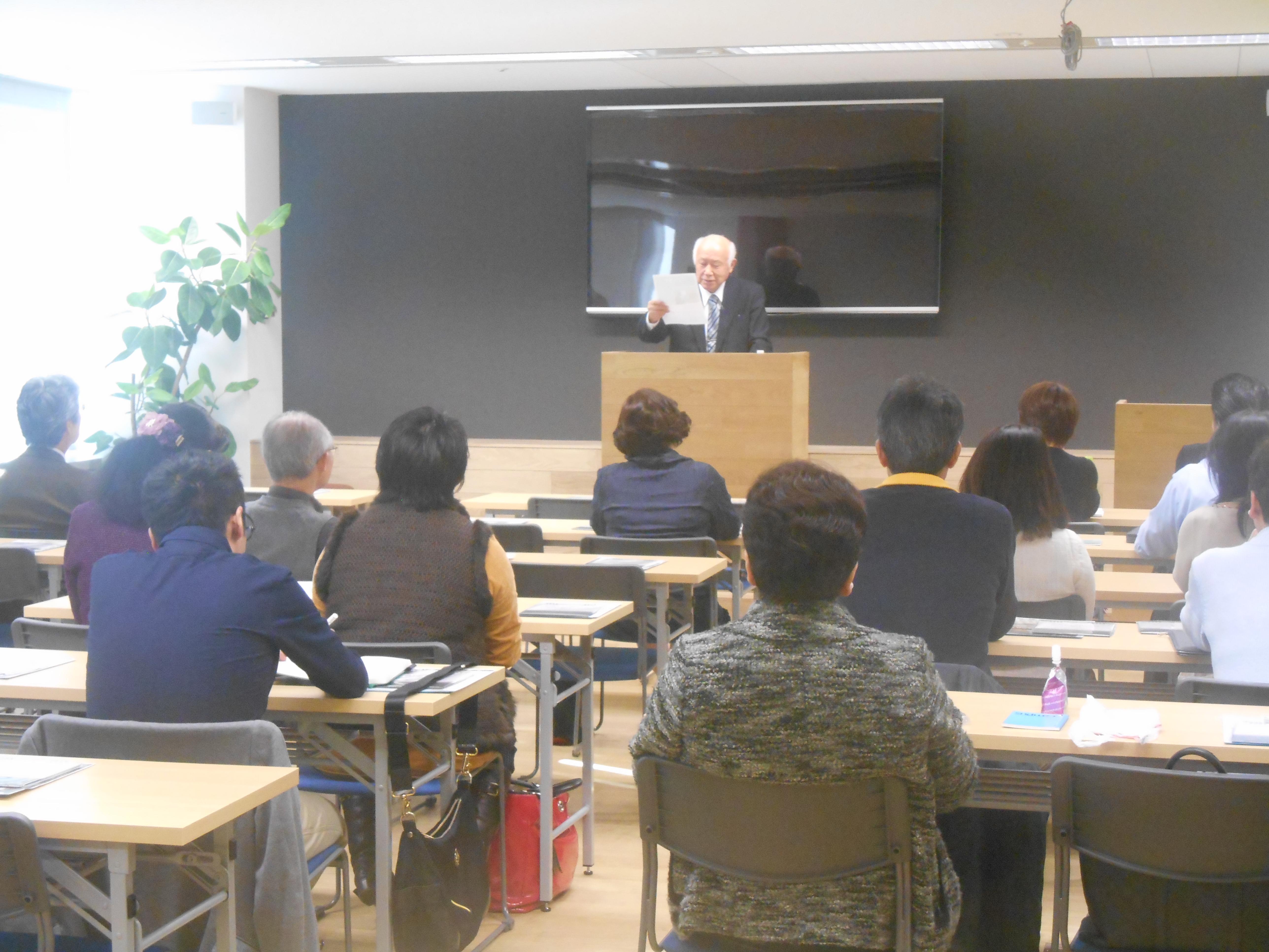 DSCN0429 - 平成30年度 東京思風塾 4月7日(土)「時代が問題をつくり、問題が人物をつくる」
