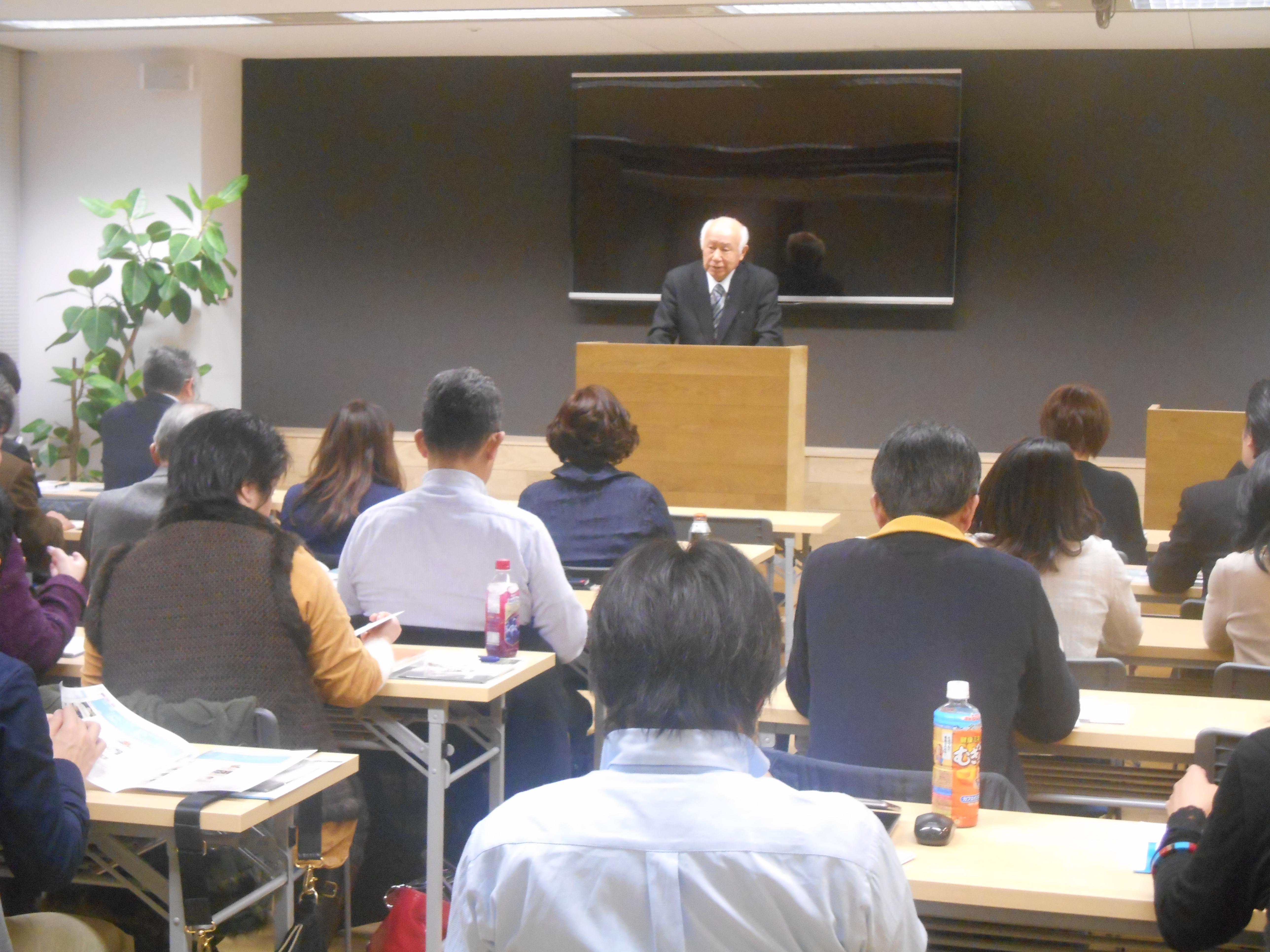 DSCN0449 - 平成30年度 東京思風塾 4月7日(土)「時代が問題をつくり、問題が人物をつくる」