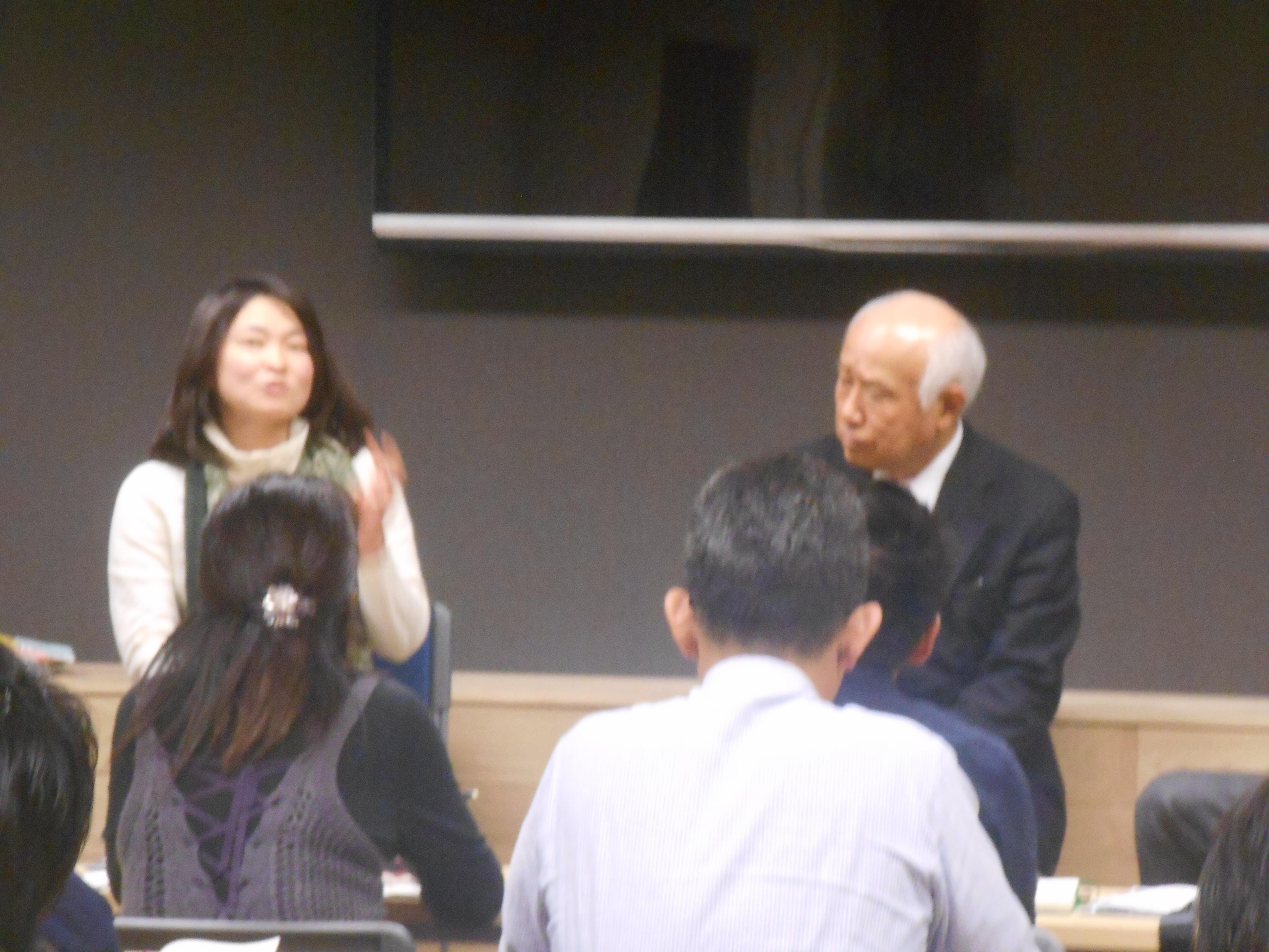 DSCN0481 1 - 平成30年度 東京思風塾 4月7日(土)「時代が問題をつくり、問題が人物をつくる」