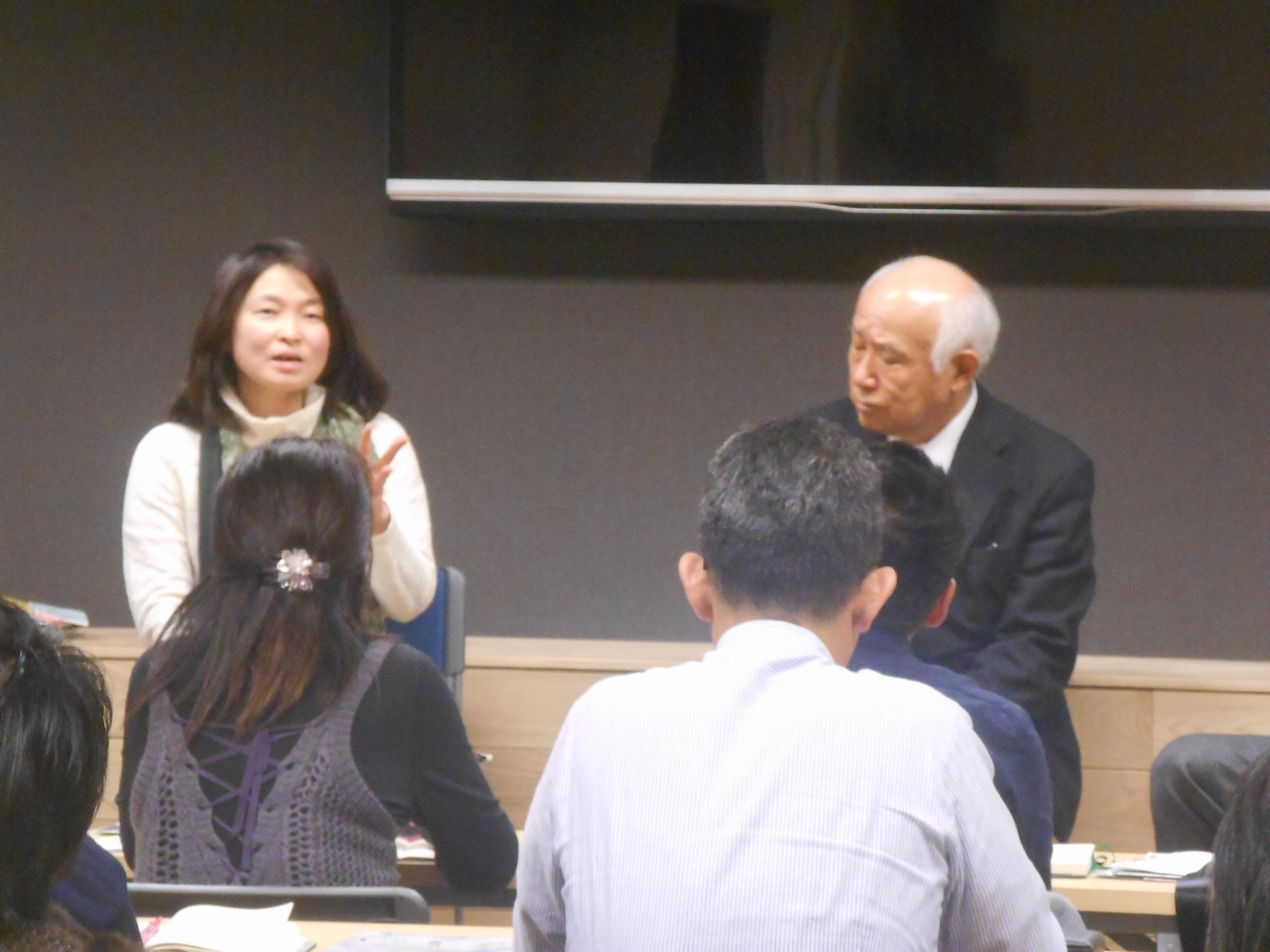 DSCN0482 - 平成30年度 東京思風塾 4月7日(土)「時代が問題をつくり、問題が人物をつくる」