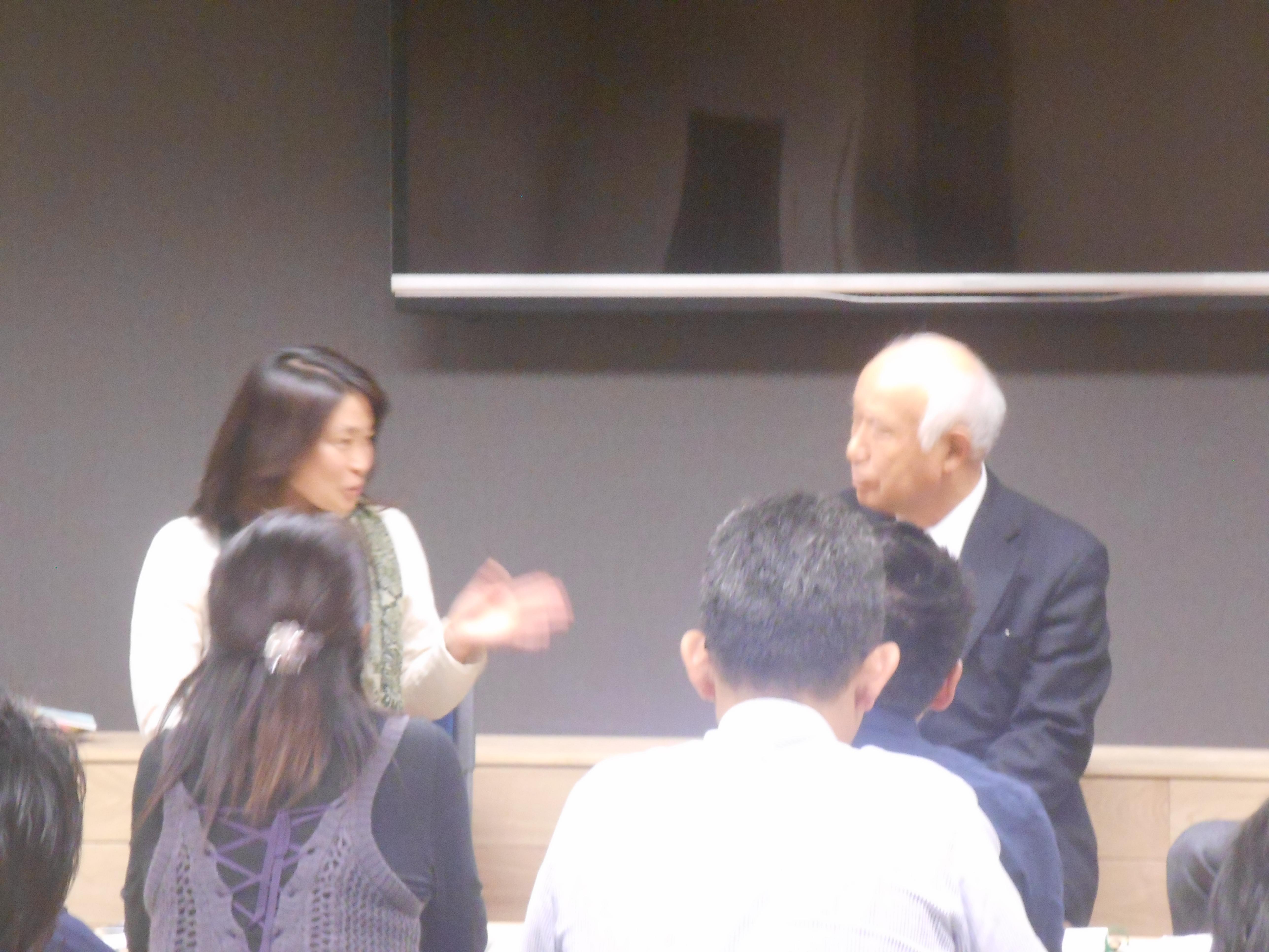 DSCN0483 1 - 平成30年度 東京思風塾 4月7日(土)「時代が問題をつくり、問題が人物をつくる」