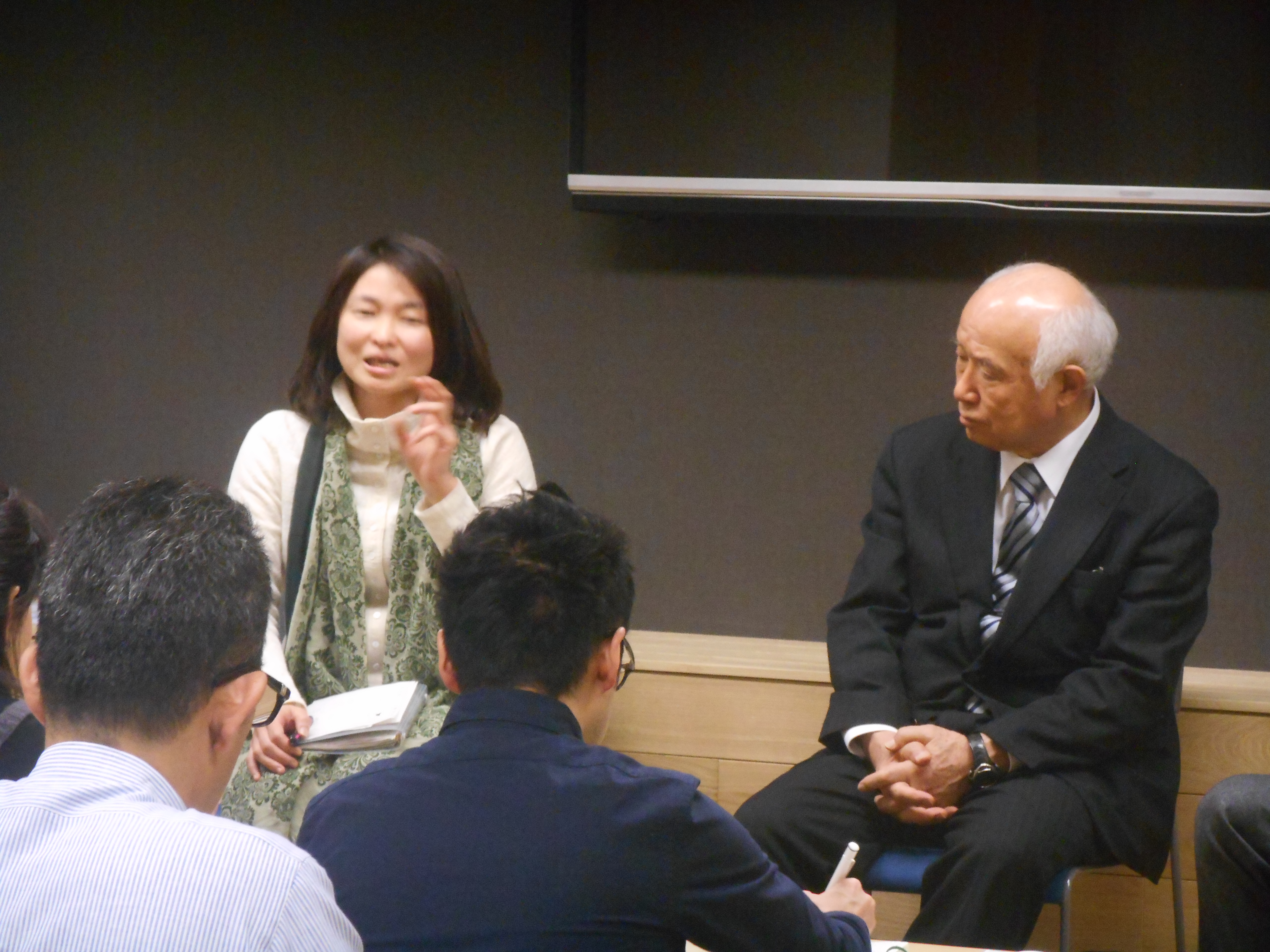DSCN0490 - 平成30年度 東京思風塾 4月7日(土)「時代が問題をつくり、問題が人物をつくる」