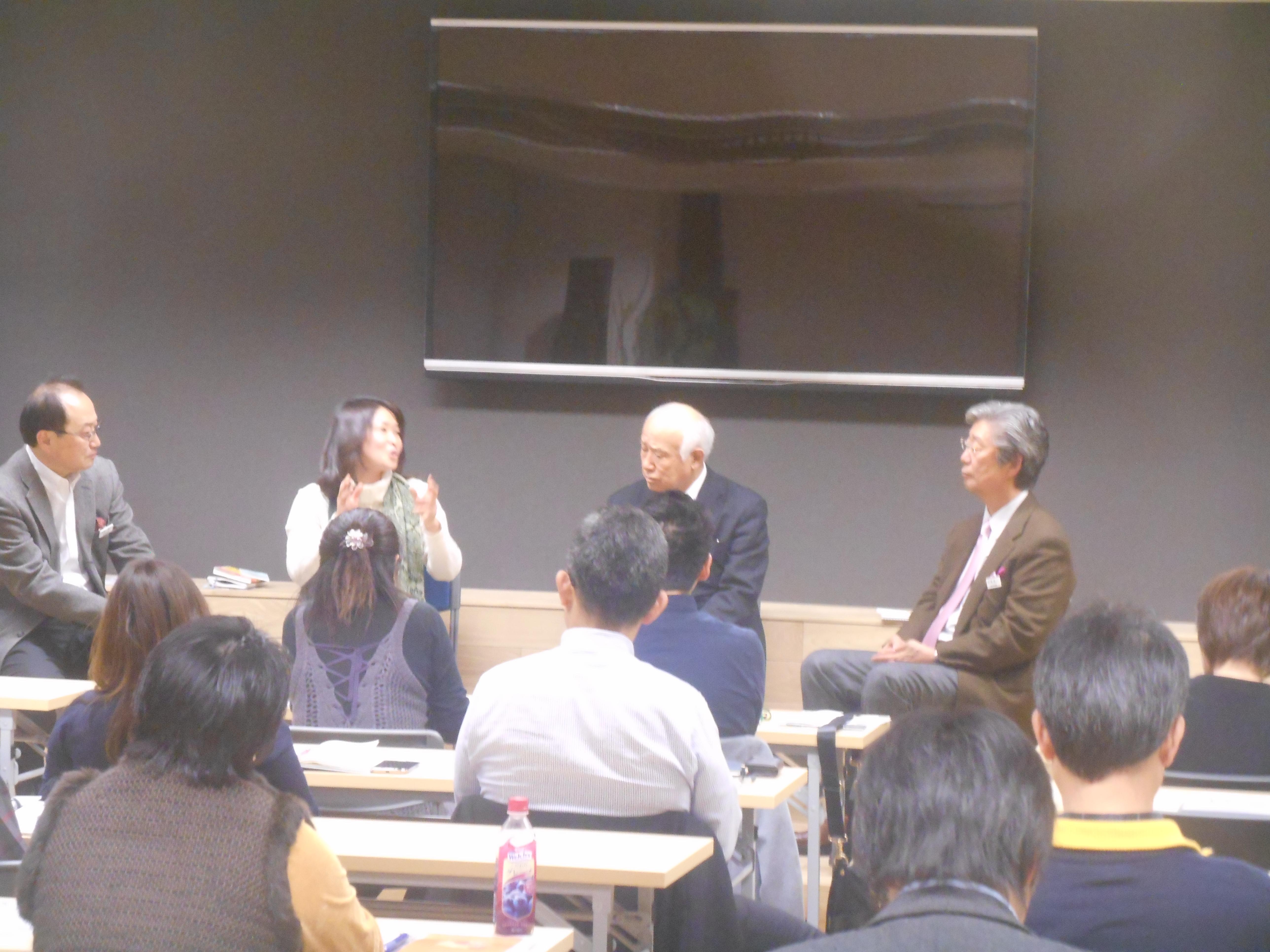 DSCN0498 1 - 平成30年度 東京思風塾 4月7日(土)「時代が問題をつくり、問題が人物をつくる」