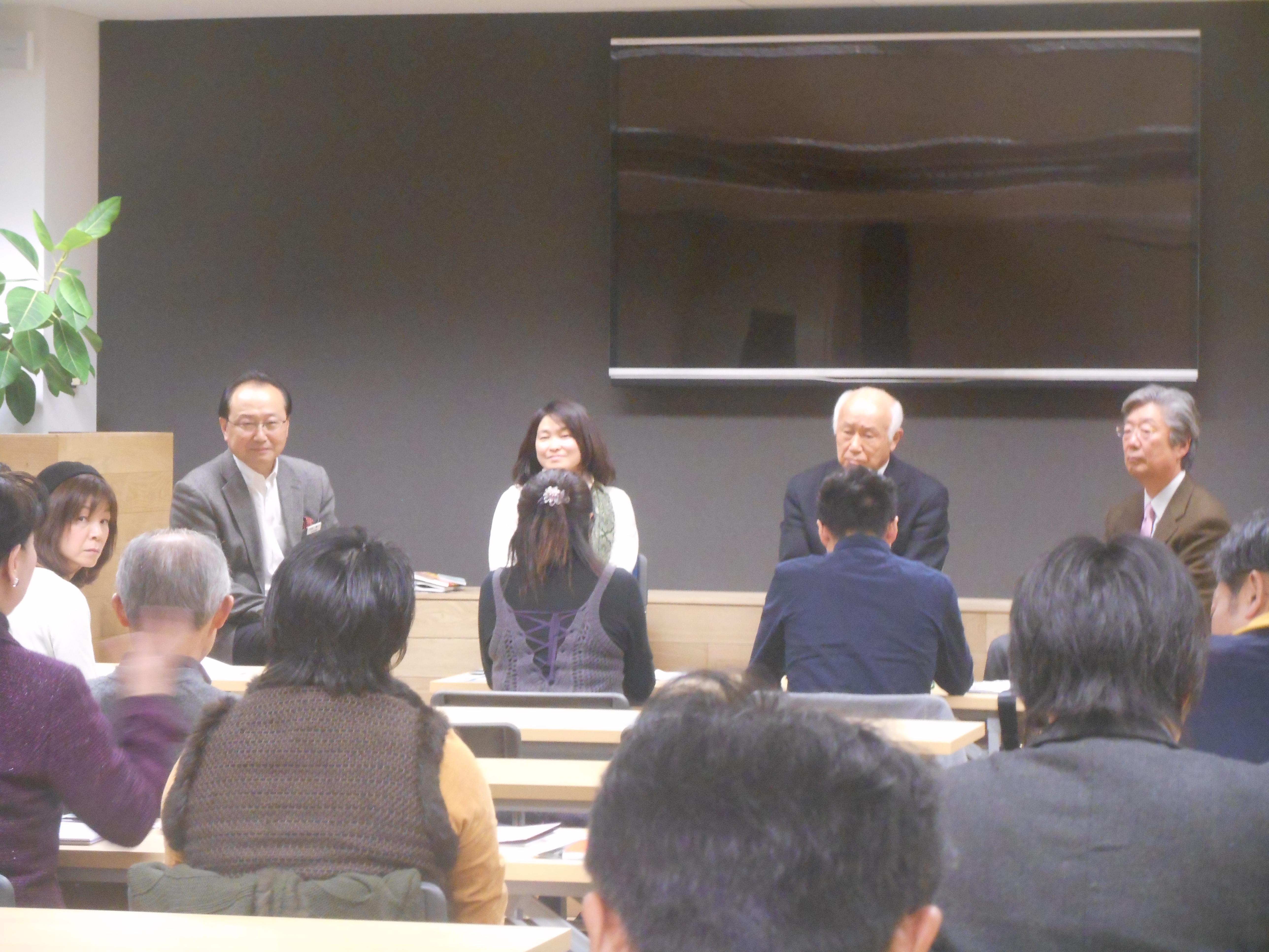 DSCN0508 - 平成30年度 東京思風塾 4月7日(土)「時代が問題をつくり、問題が人物をつくる」