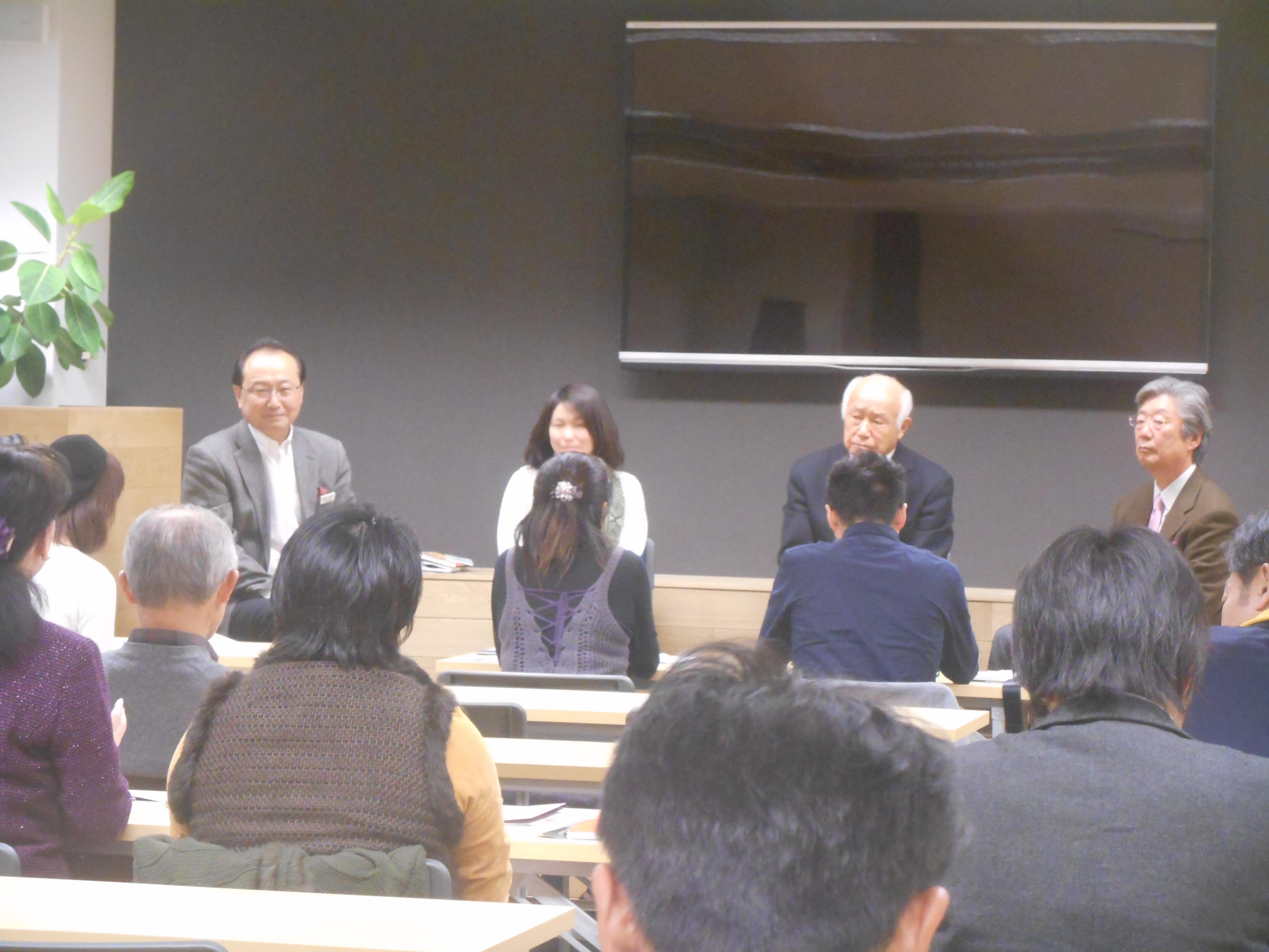 DSCN0510 - 平成30年度 東京思風塾 4月7日(土)「時代が問題をつくり、問題が人物をつくる」