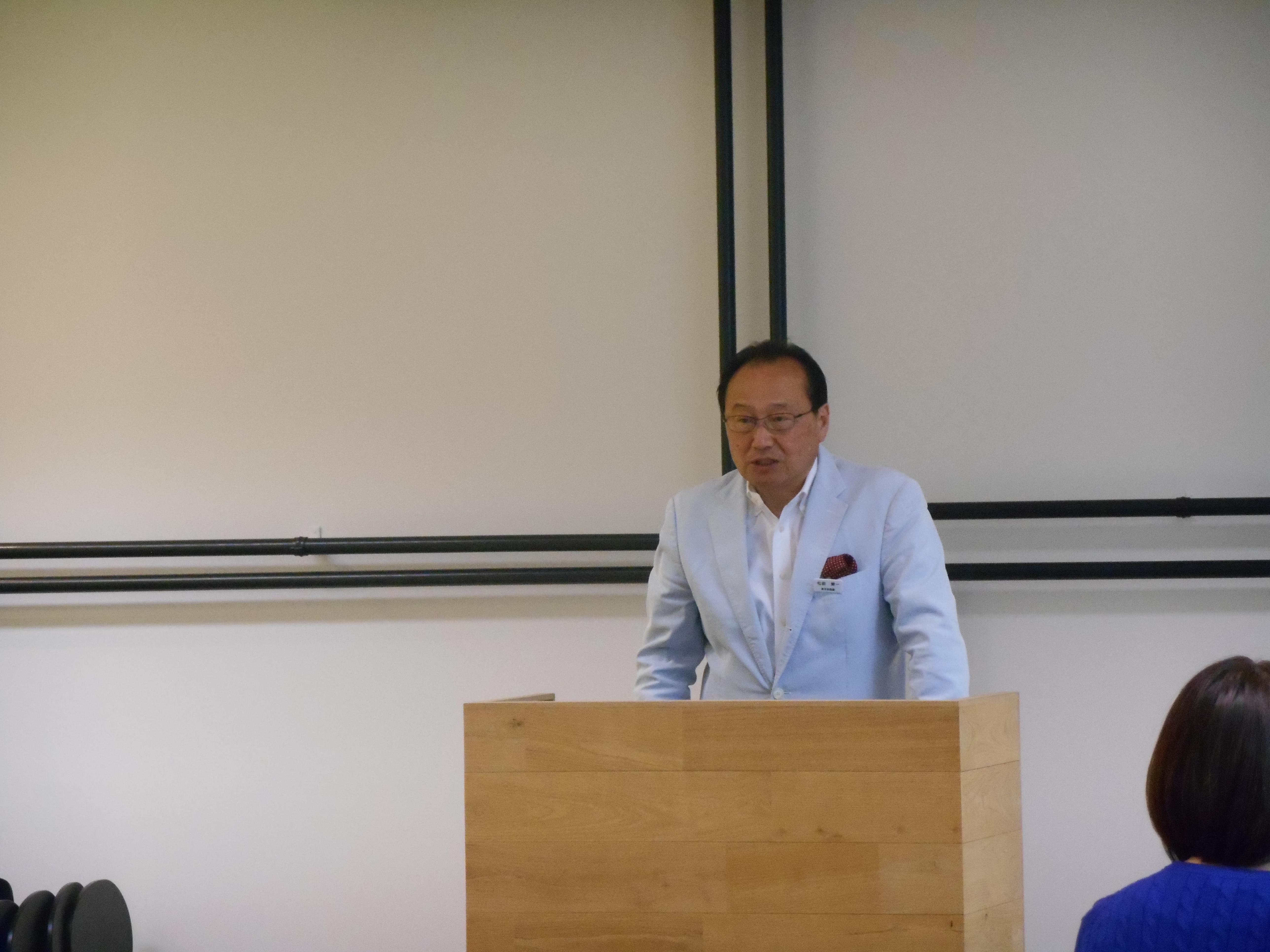 DSCN3701 - 平成30年度 東京思風塾 4月7日(土)「時代が問題をつくり、問題が人物をつくる」