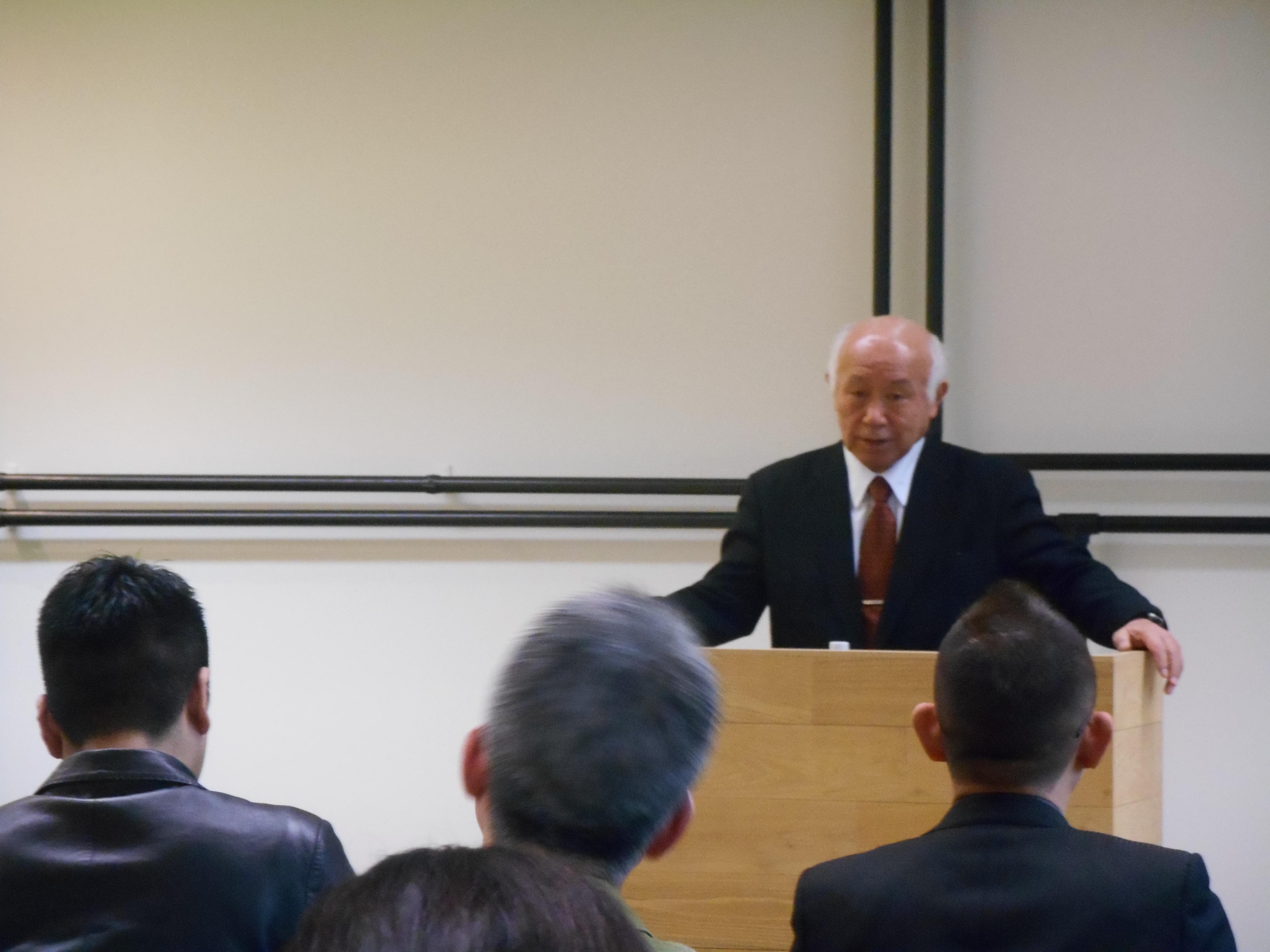 DSCN3727 - 平成30年度 東京思風塾 4月7日(土)「時代が問題をつくり、問題が人物をつくる」
