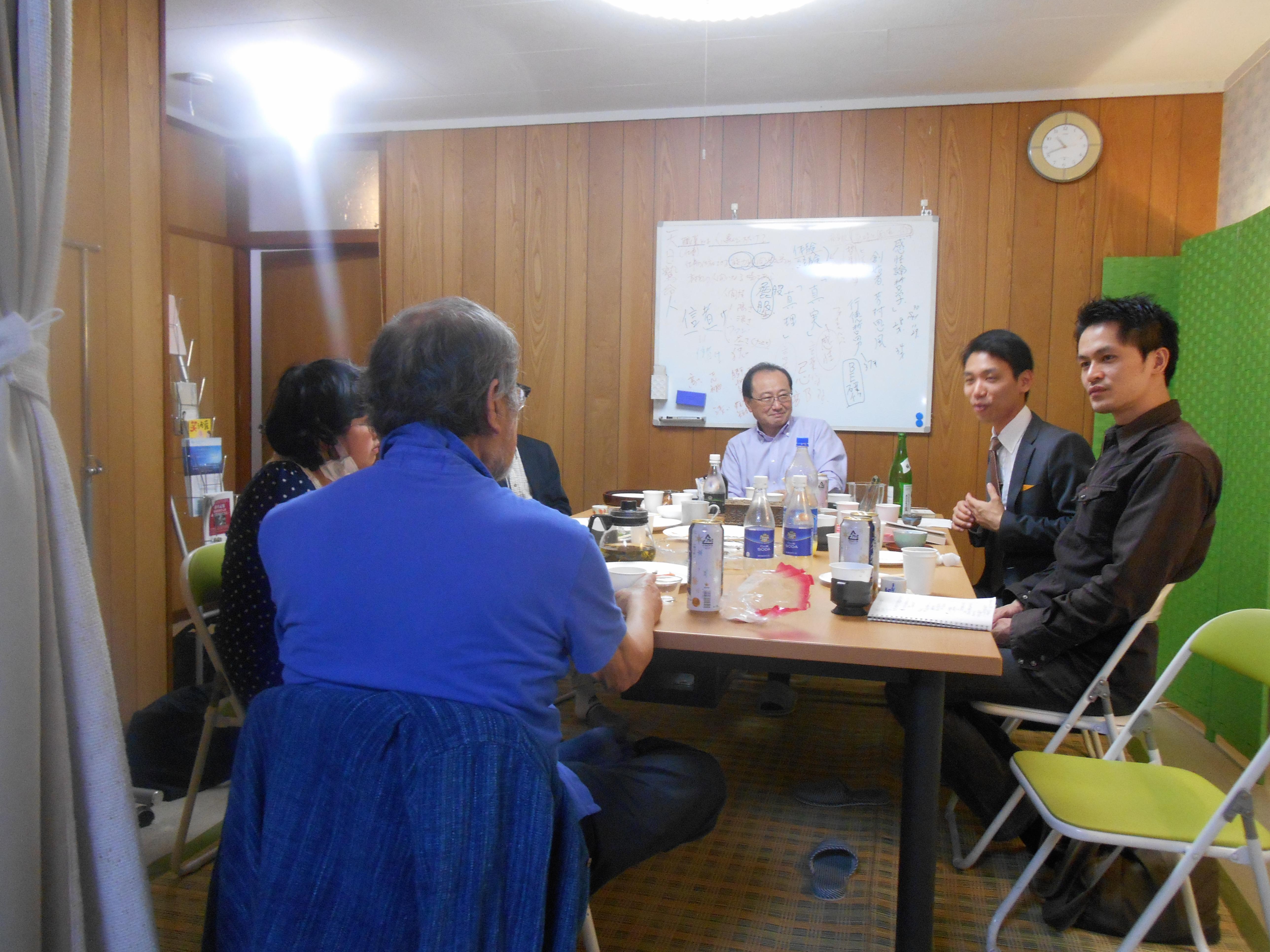 DSCN5859 - 平成30年度 東京思風塾 4月7日(土)「時代が問題をつくり、問題が人物をつくる」