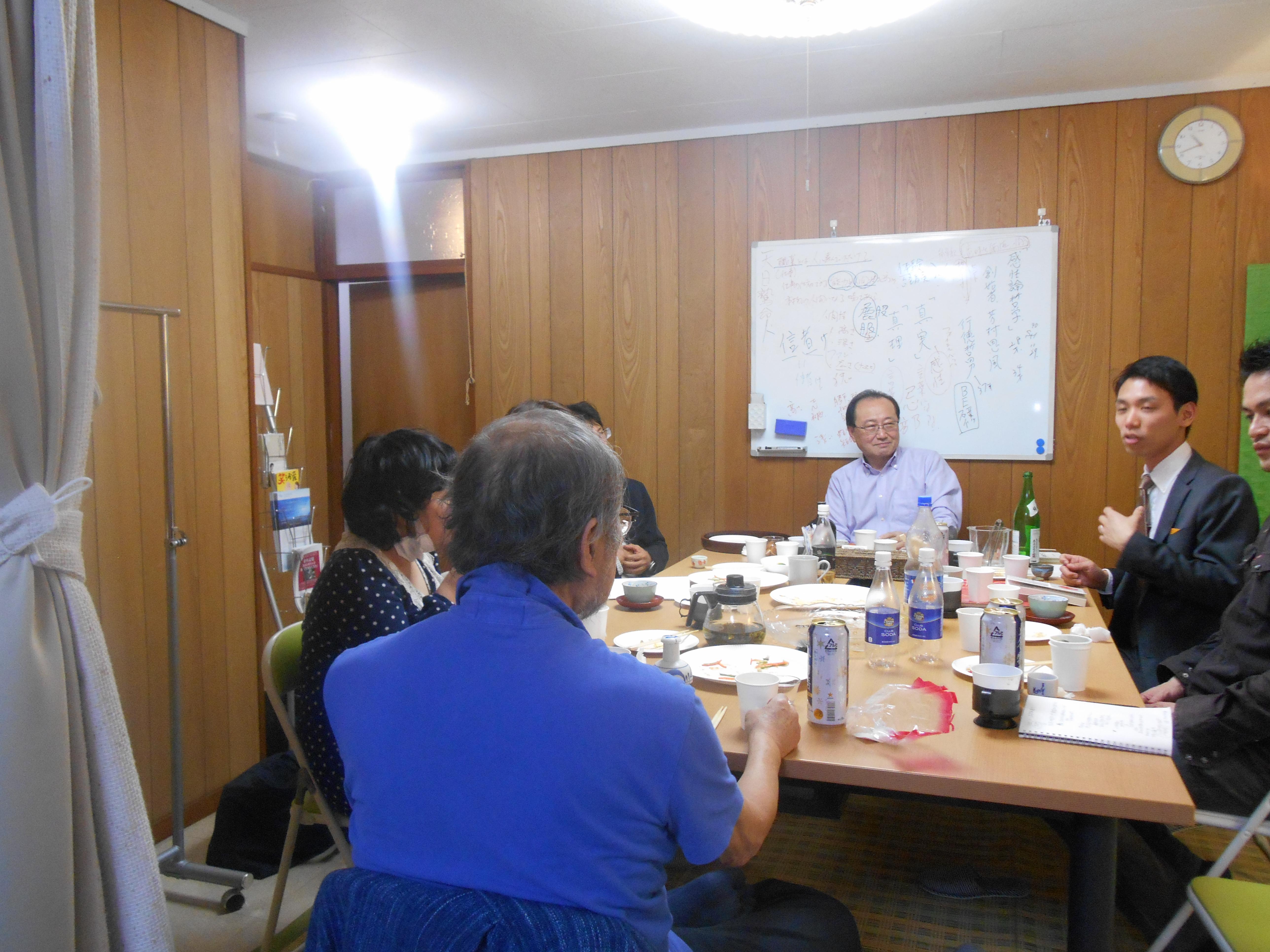 DSCN5862 - 平成30年度 東京思風塾 4月7日(土)「時代が問題をつくり、問題が人物をつくる」