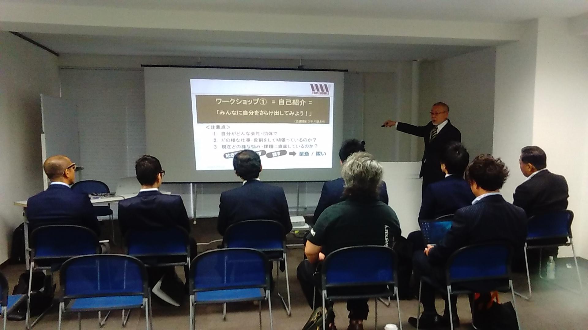KIMG0733 - 猛獣塾入門講座開催しました。