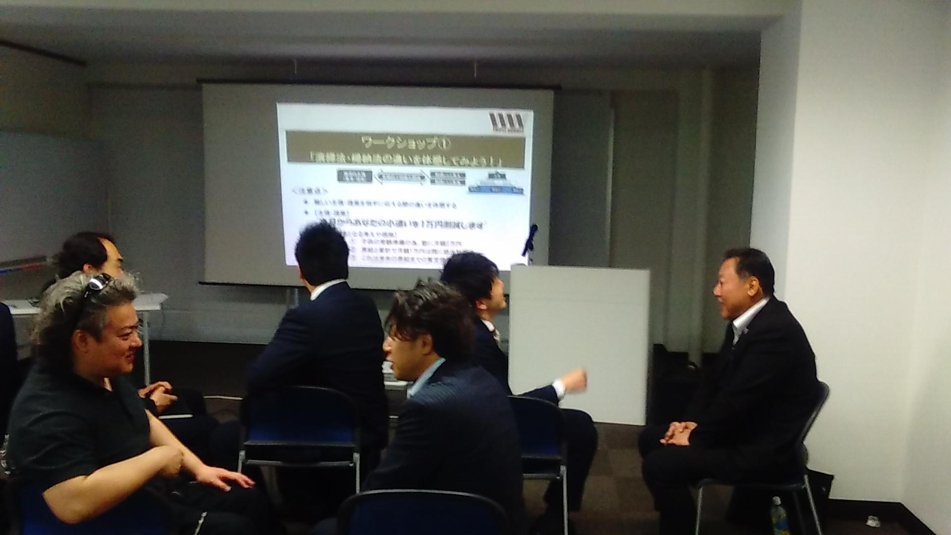 KIMG0738 - 猛獣塾入門講座開催しました。