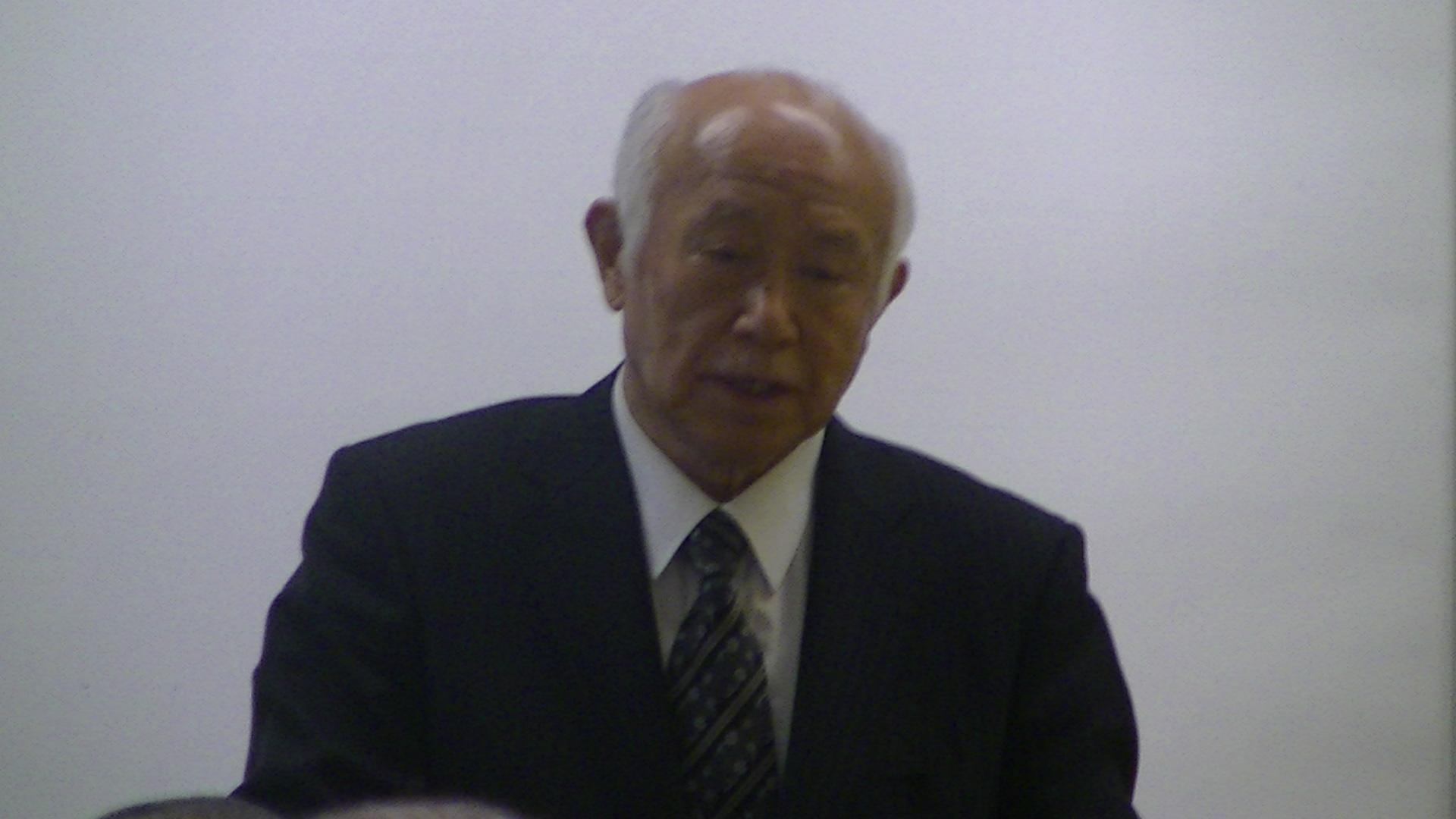 PIC 0092 - 平成30年度 東京思風塾 4月7日(土)「時代が問題をつくり、問題が人物をつくる」