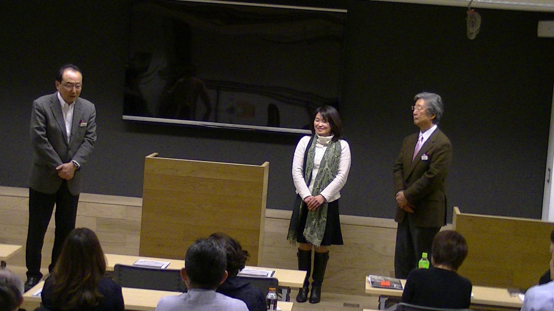 PIC 0535 1 - 平成30年度 東京思風塾 4月7日(土)「時代が問題をつくり、問題が人物をつくる」