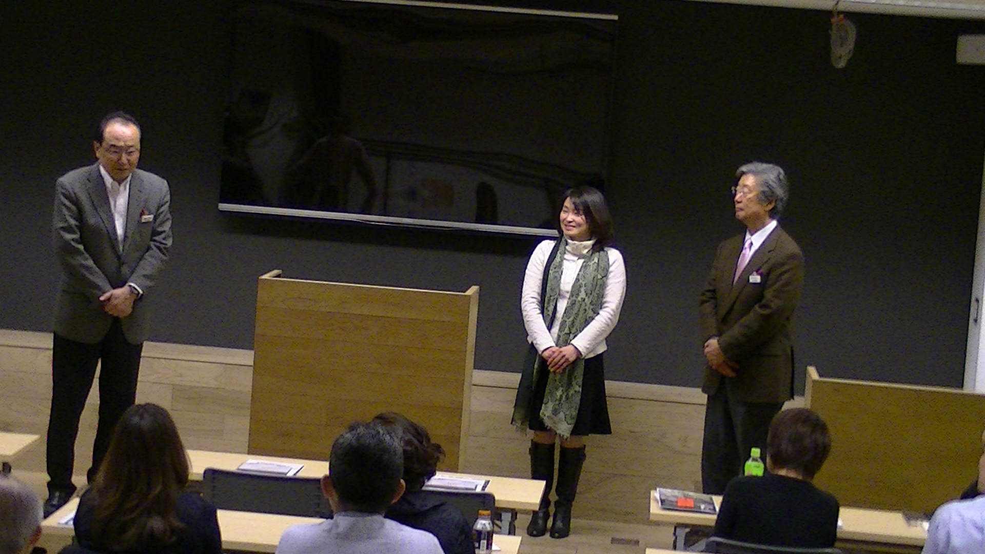 PIC 0536 1 - 平成30年度 東京思風塾 4月7日(土)「時代が問題をつくり、問題が人物をつくる」