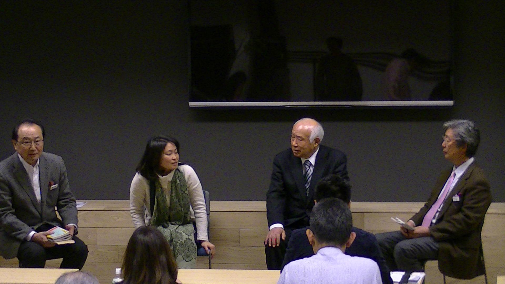 PIC 0537 1 - 平成30年度 東京思風塾 4月7日(土)「時代が問題をつくり、問題が人物をつくる」