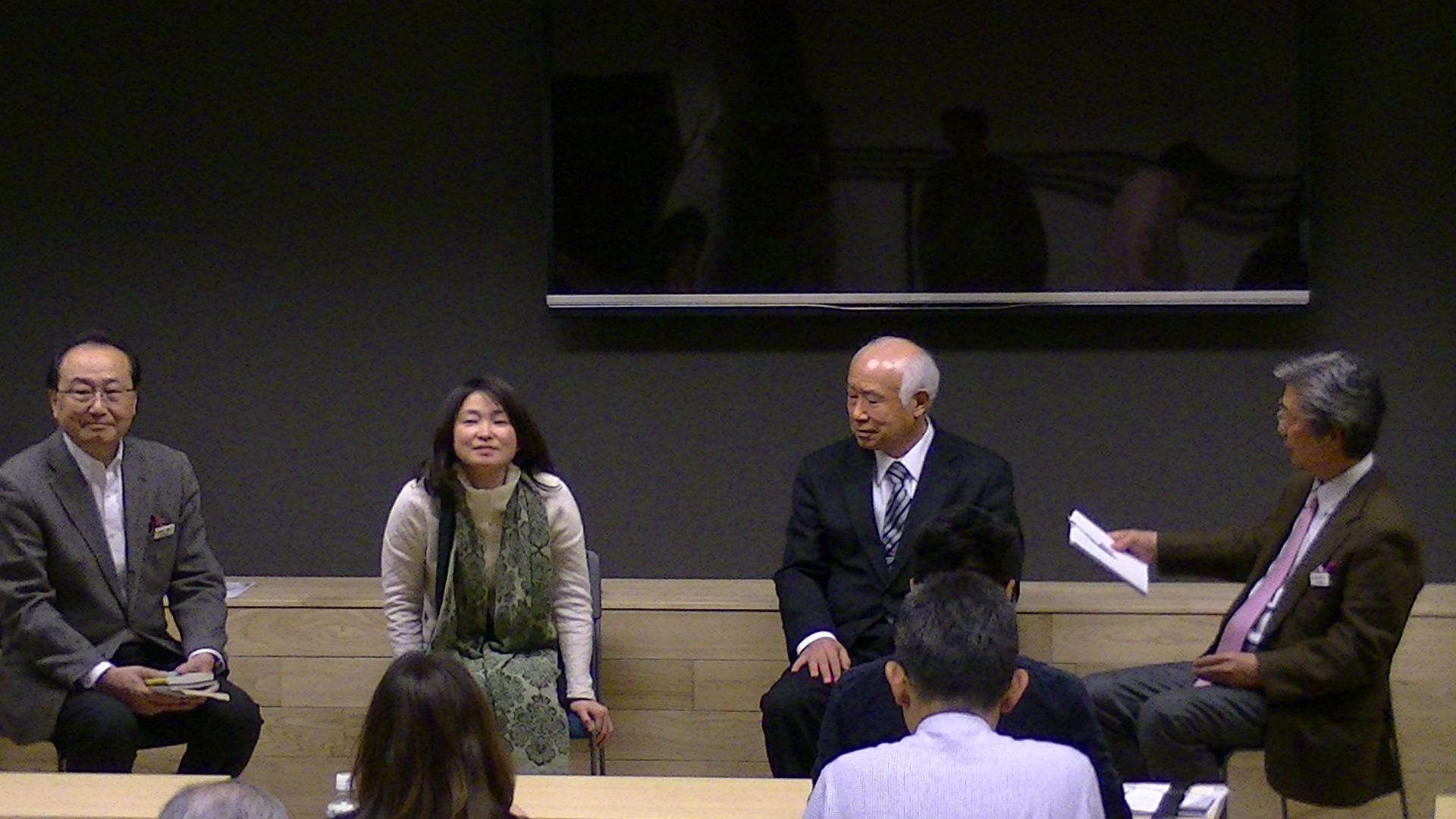 PIC 0538 1 - 平成30年度 東京思風塾 4月7日(土)「時代が問題をつくり、問題が人物をつくる」