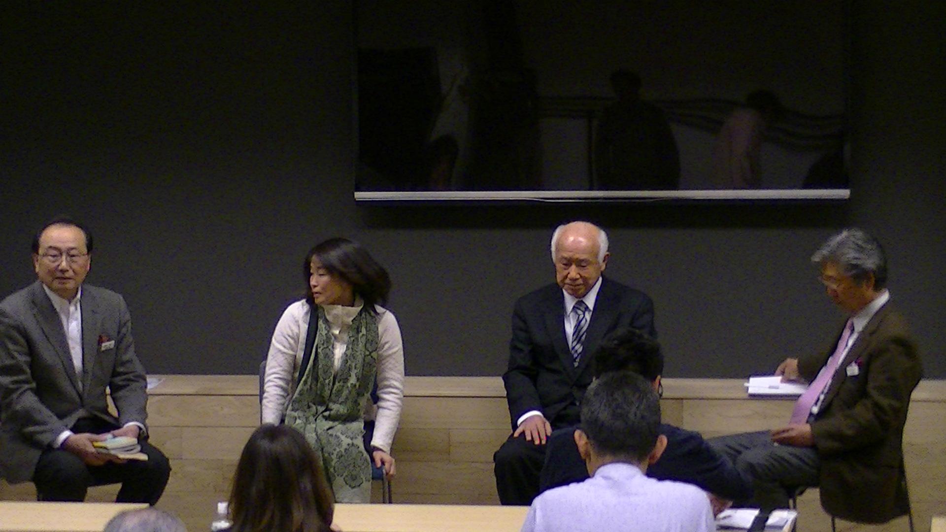 PIC 0539 1 - 平成30年度 東京思風塾 4月7日(土)「時代が問題をつくり、問題が人物をつくる」