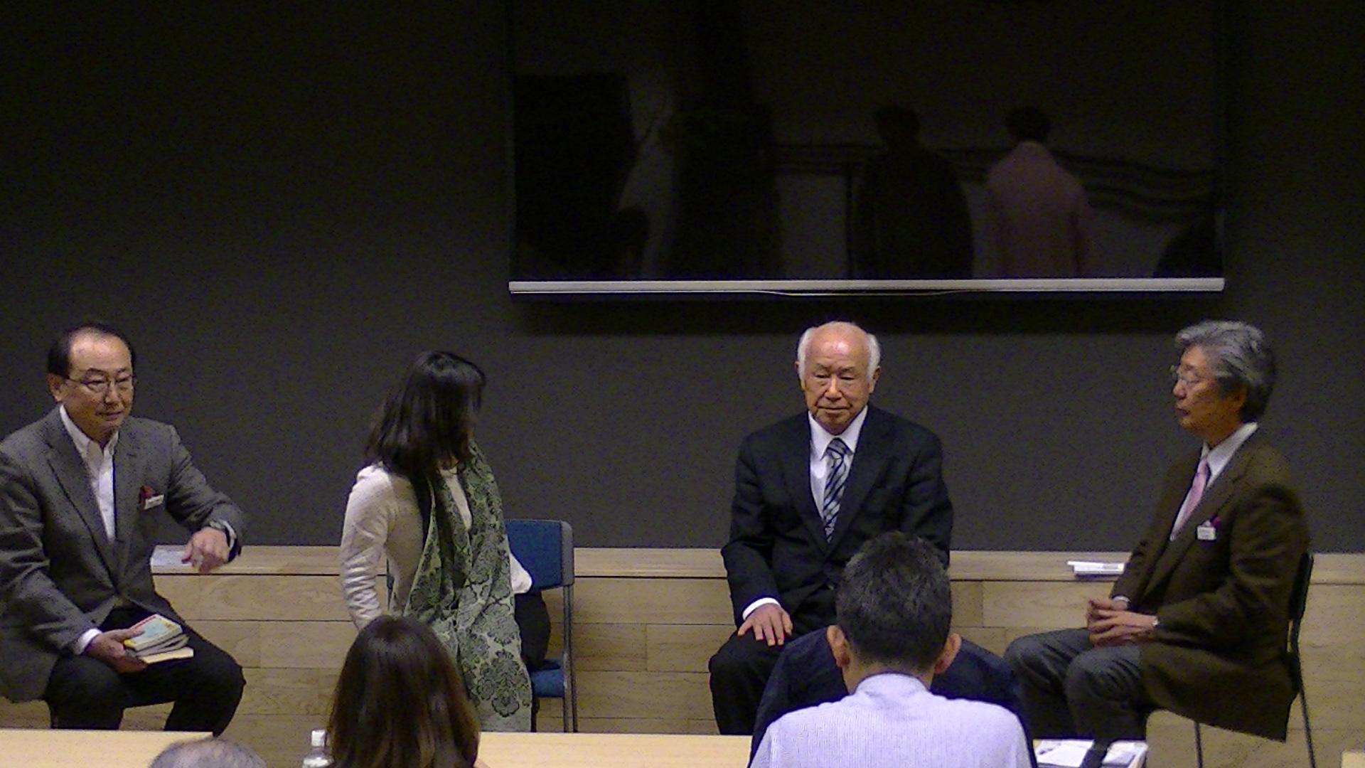 PIC 0541 - 平成30年度 東京思風塾 4月7日(土)「時代が問題をつくり、問題が人物をつくる」