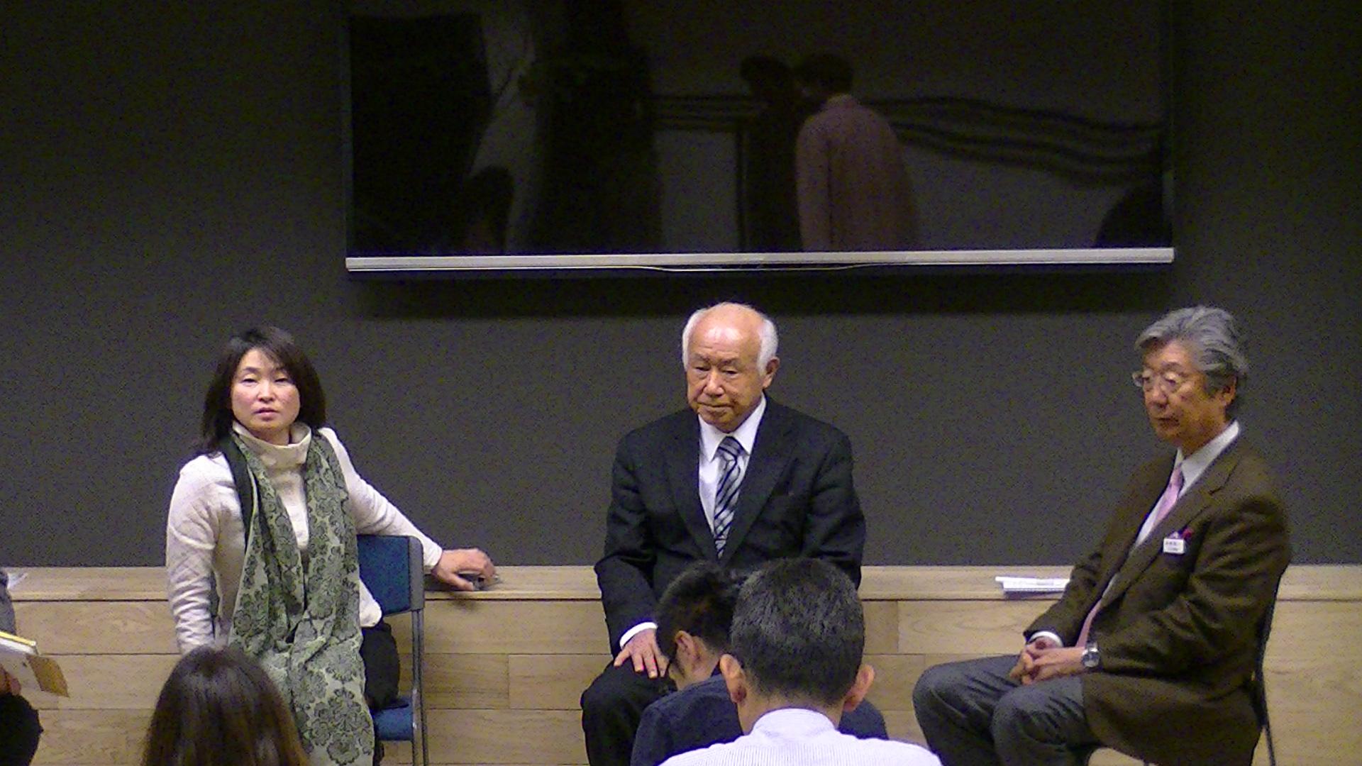 PIC 0542 1 - 平成30年度 東京思風塾 4月7日(土)「時代が問題をつくり、問題が人物をつくる」
