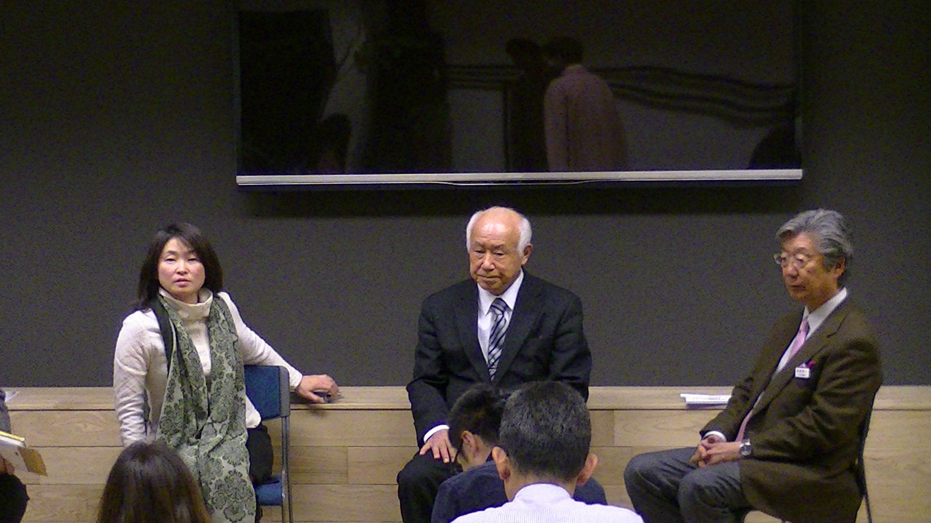 PIC 0542 - 平成30年度 東京思風塾 4月7日(土)「時代が問題をつくり、問題が人物をつくる」