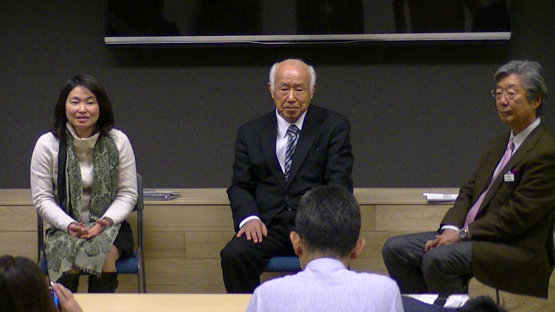 PIC 0548 - 平成30年度 東京思風塾 4月7日(土)「時代が問題をつくり、問題が人物をつくる」