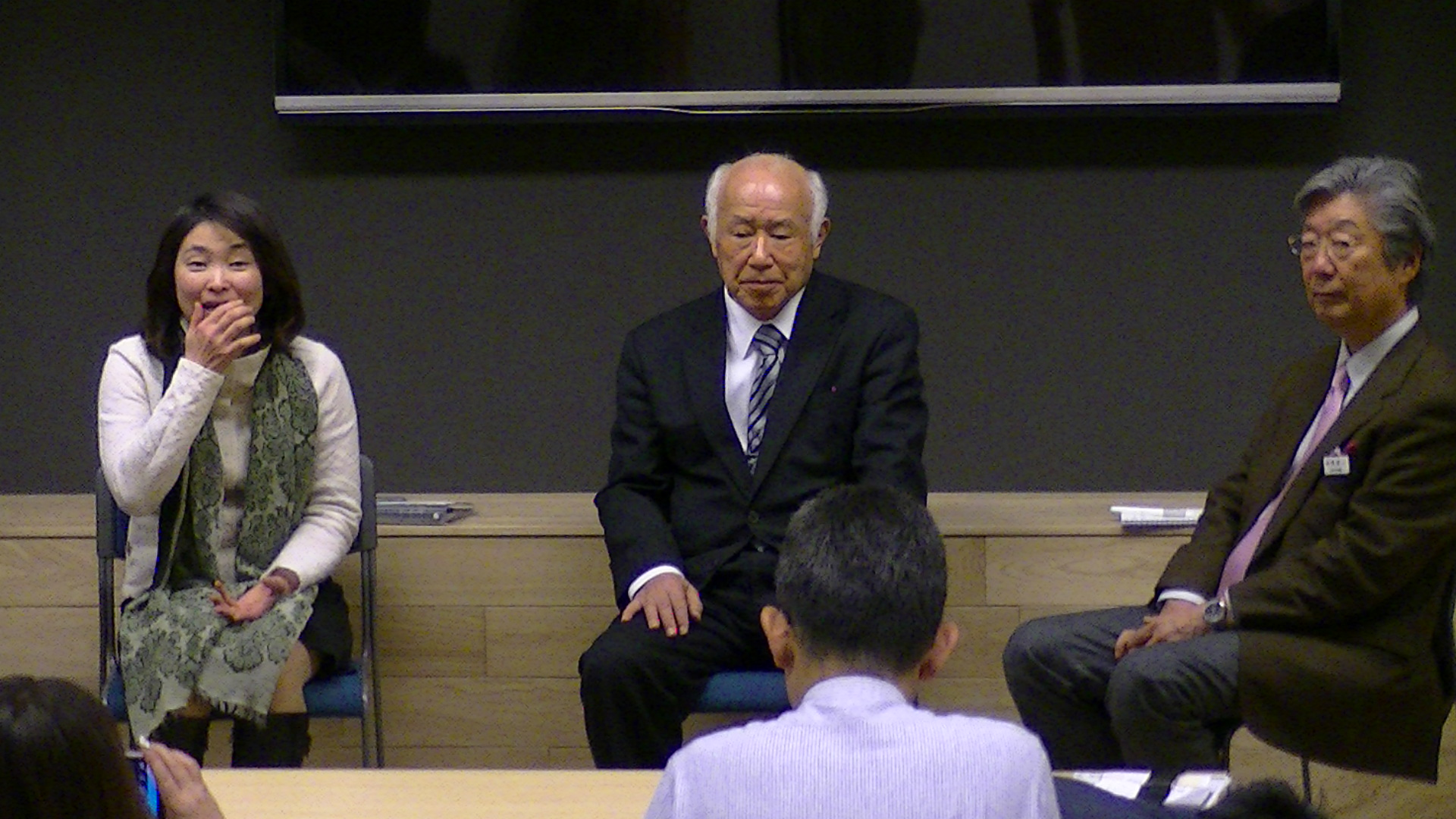 PIC 0549 1 - 平成30年度 東京思風塾 4月7日(土)「時代が問題をつくり、問題が人物をつくる」