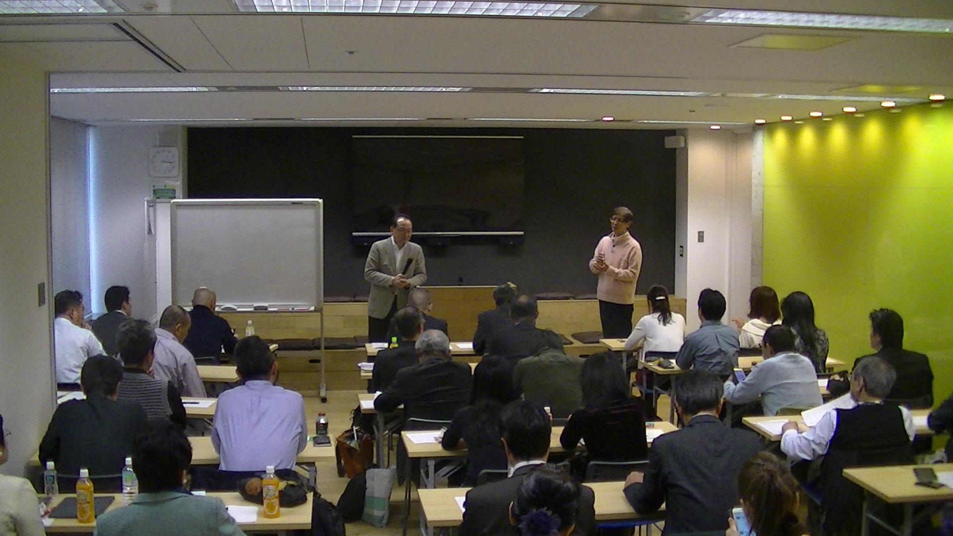 PIC 0698 1 - 平成30年度 東京思風塾 4月7日(土)「時代が問題をつくり、問題が人物をつくる」