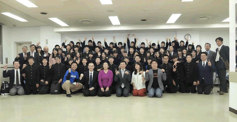 toyama - 青森市戸山中学校AFS(アオスキフューチャーズゼミ)開催しました。