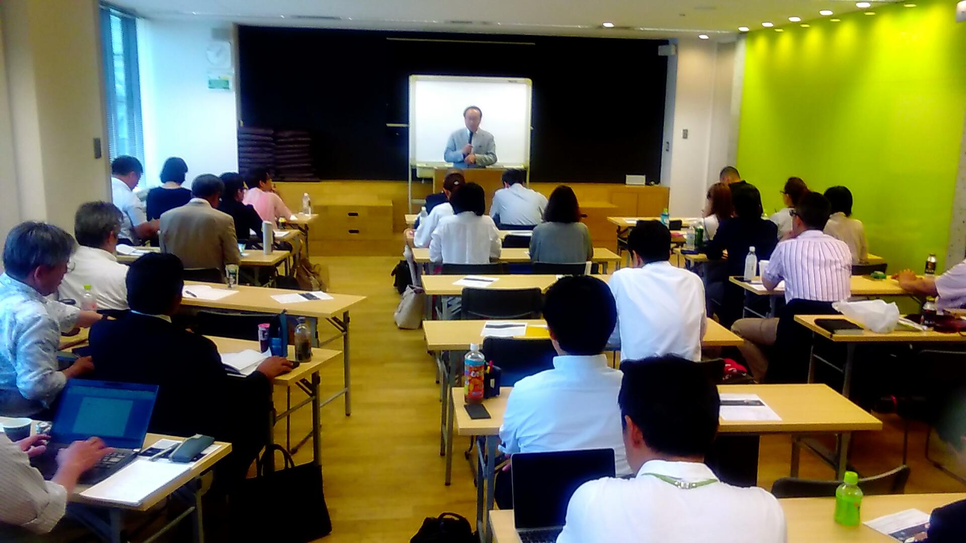 20180602130733 1 - 2018年6月2日東京思風塾開催しました。