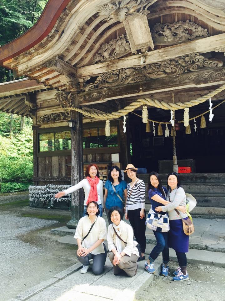 11210231 894195420647982 1354833166 n - 平成30年『平成最後の秋』に巡る阿波忌部女神ツアー~日本の女神の源流を訪ねて~