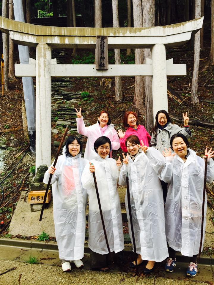 11210348 894195380647986 1559202712 n - 平成30年『平成最後の秋』に巡る阿波忌部女神ツアー~日本の女神の源流を訪ねて~