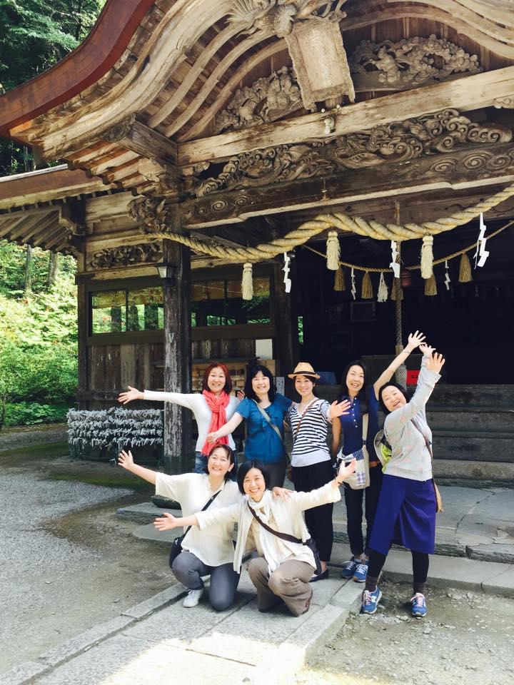 11212345 894195407314650 123334677 n - 平成30年『平成最後の秋』に巡る阿波忌部女神ツアー~日本の女神の源流を訪ねて~